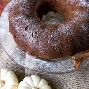A non-pumpkin spice desert option for Fall - M Loves M @marmar