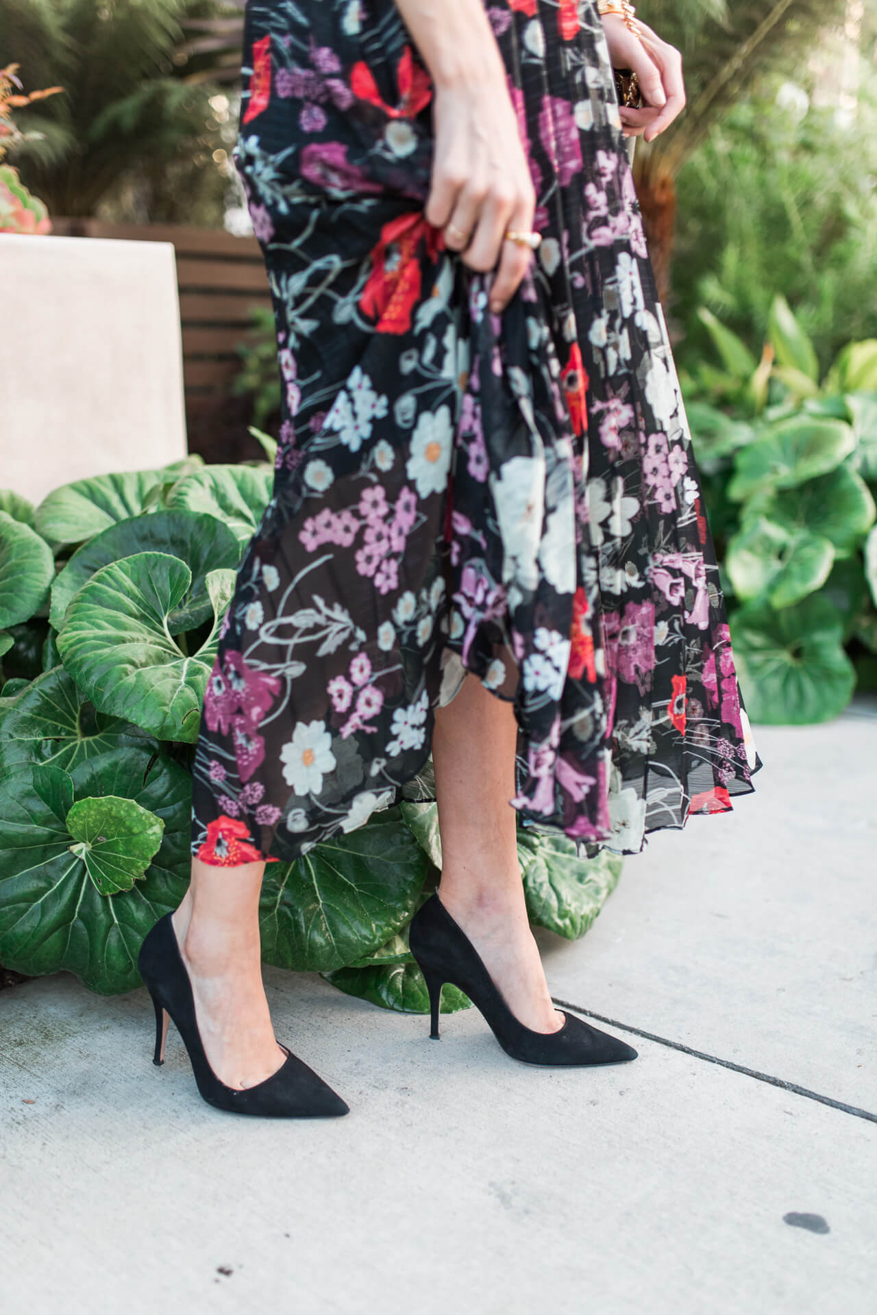 The perfect pumps for all seasons