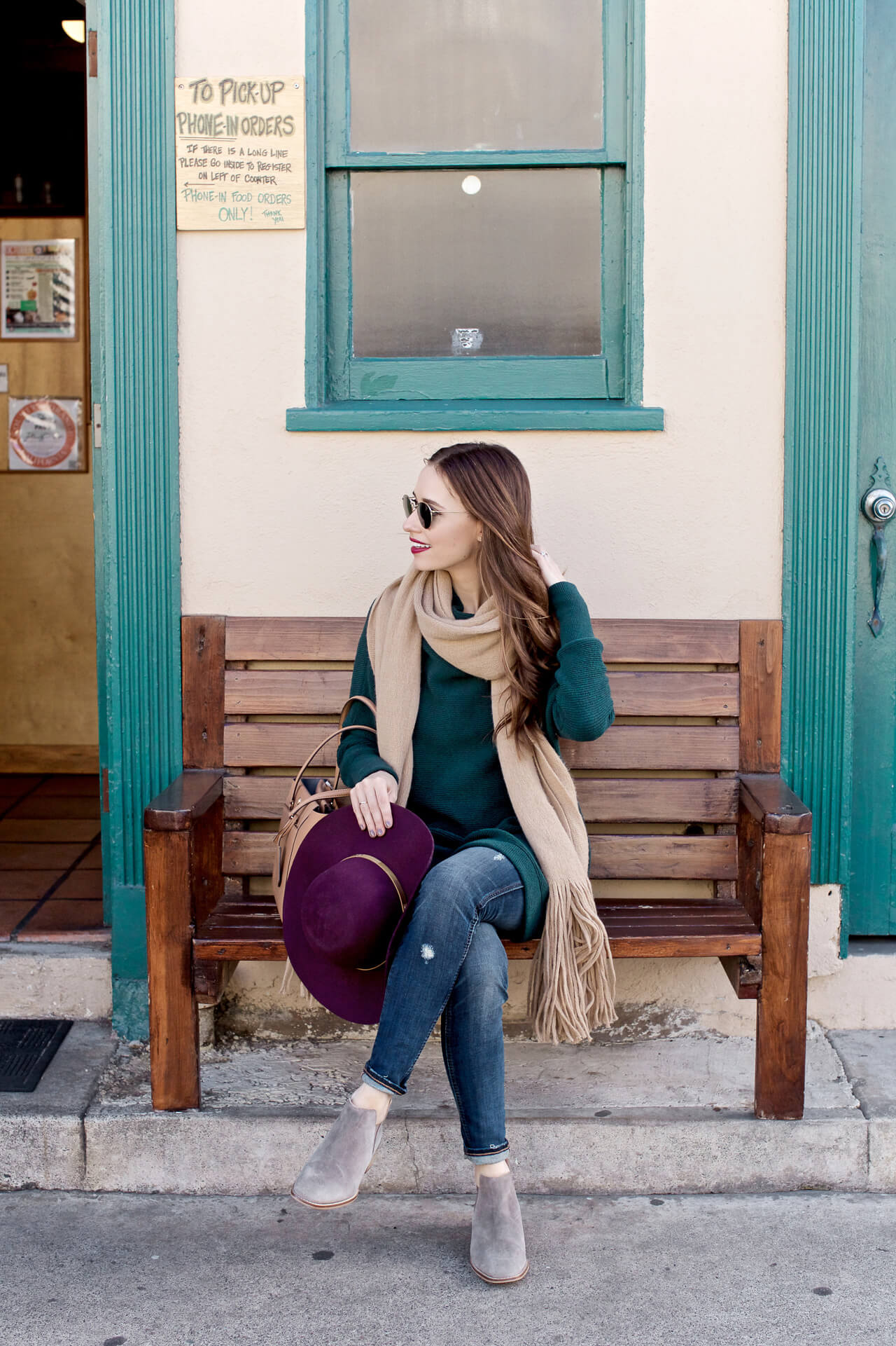 The Scarf Everyone Is Wearing this Fall - M Loves M @marmar