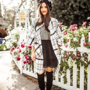 feeling french in LA in this pretty holiday casual look - M Loves M @marmar