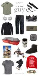 A Holiday Gift Guide For Him - M Loves M @marmar