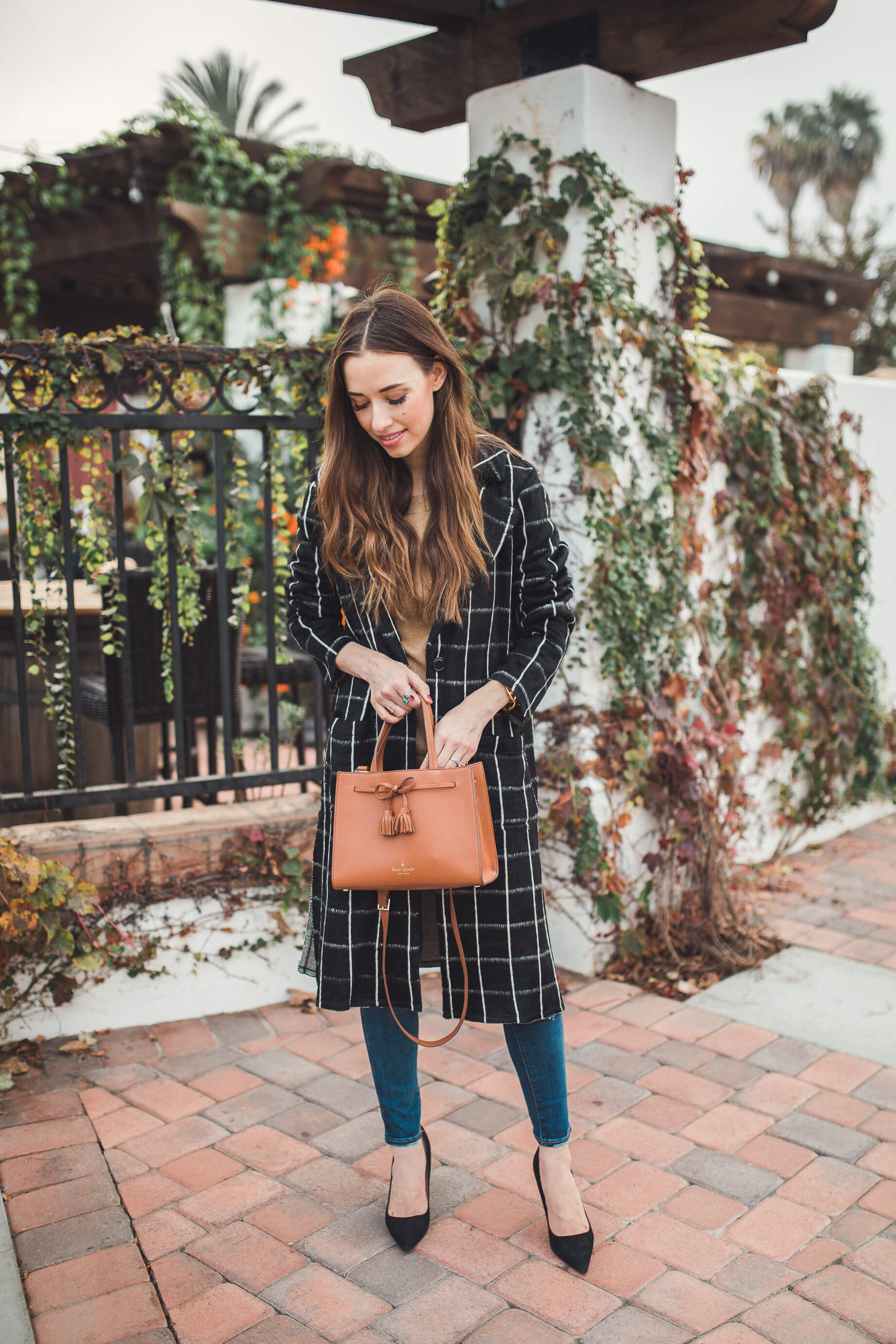 a casual and stylish coat to wear in Fall and Winter - M Loves M @marmar
