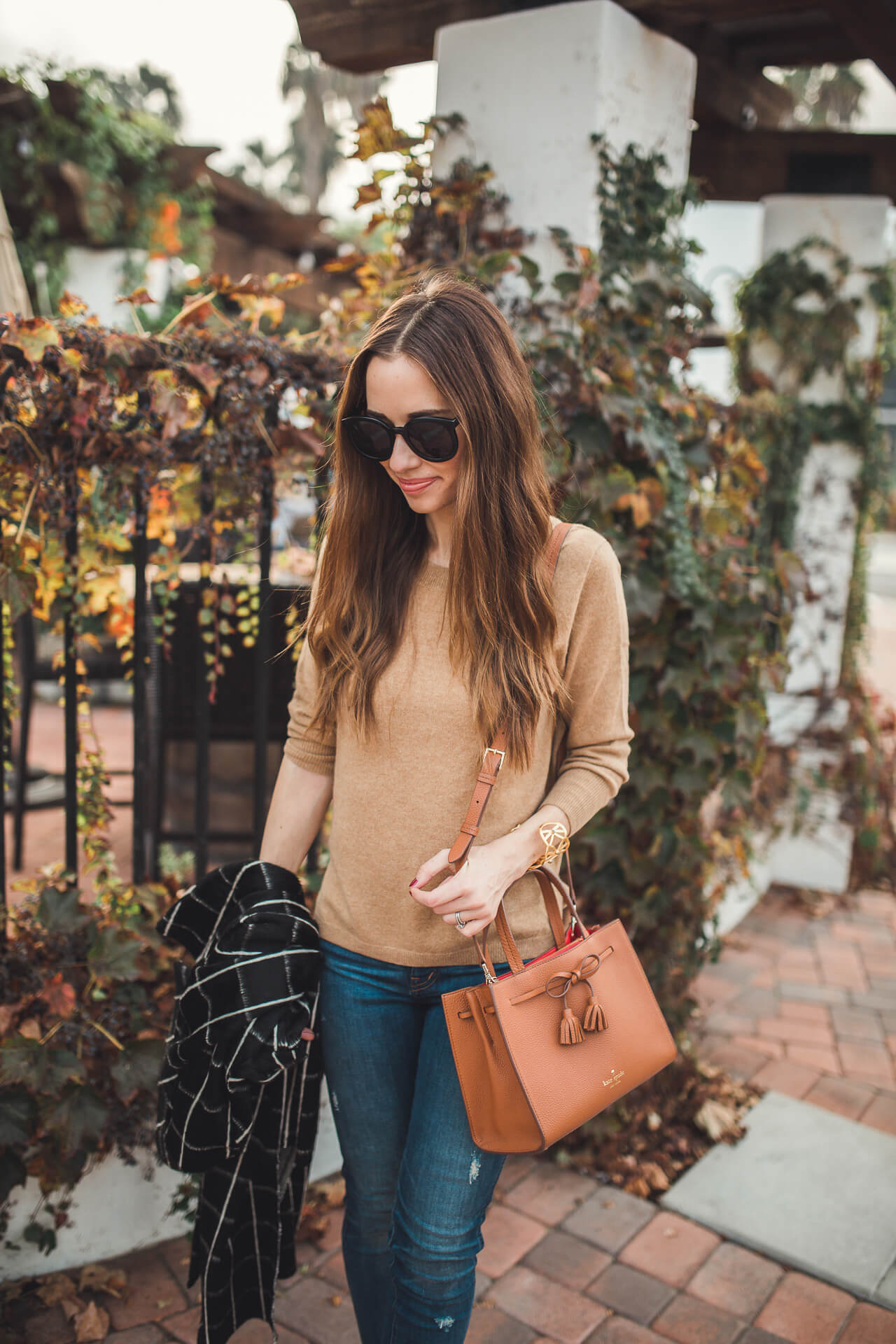 the camel sweater you need in your wardrobe - M Loves M @marmar
