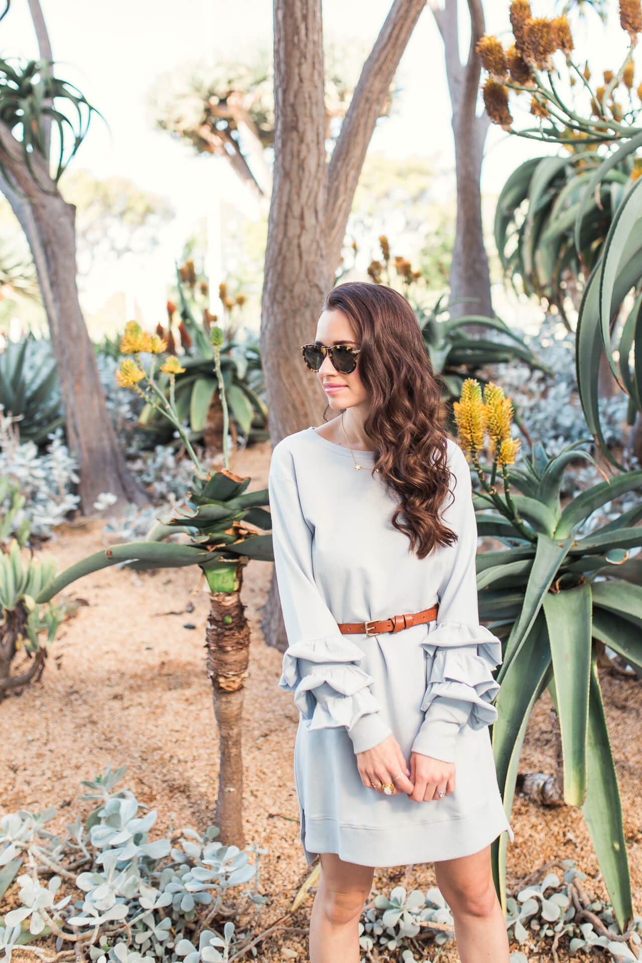 dressing for a California winter - M Loves M @marmar