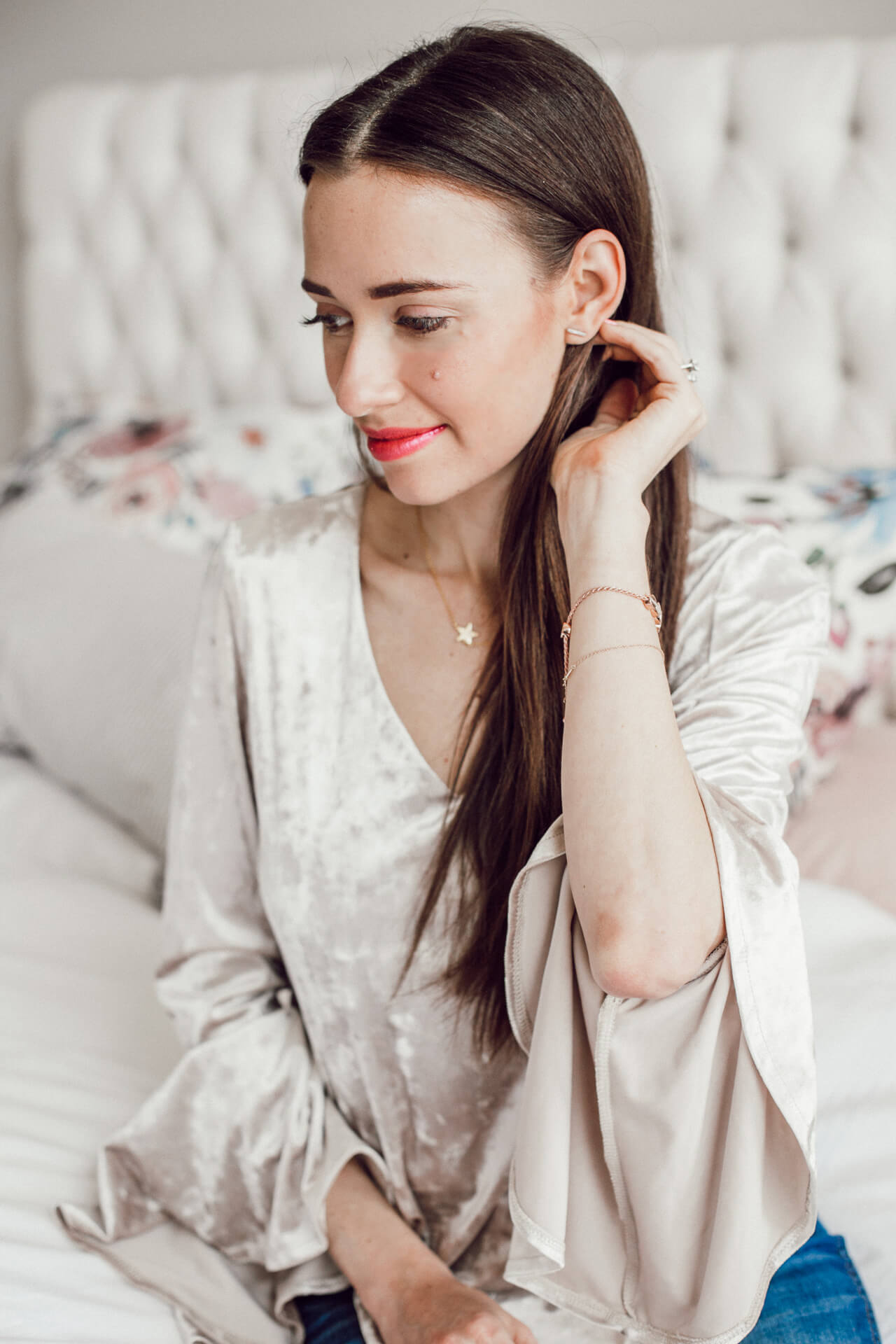 Sharing my favorite jewelry pieces to wear every day - M Loves M @marmar