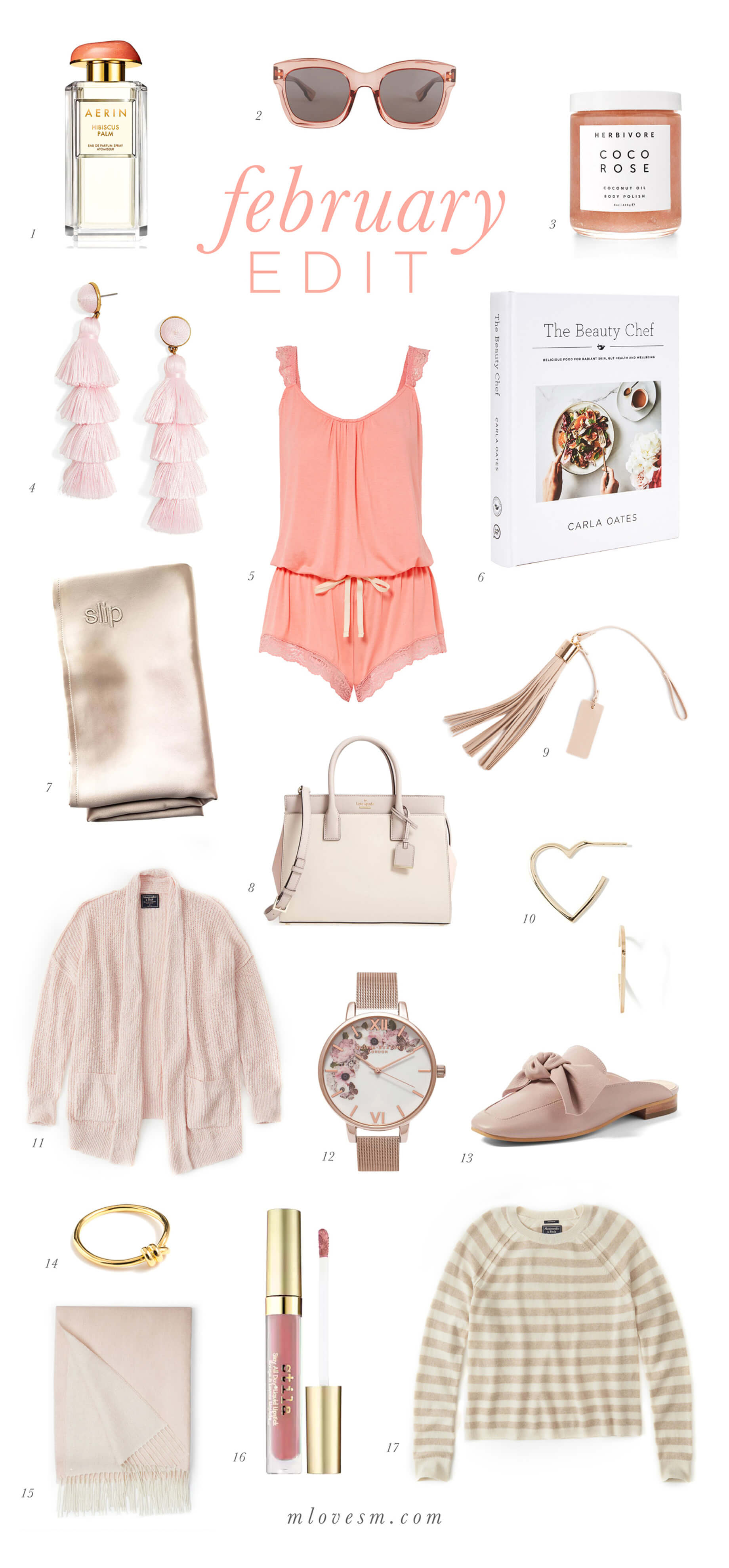 Favorite Style Picks for February - M Loves M @marmar