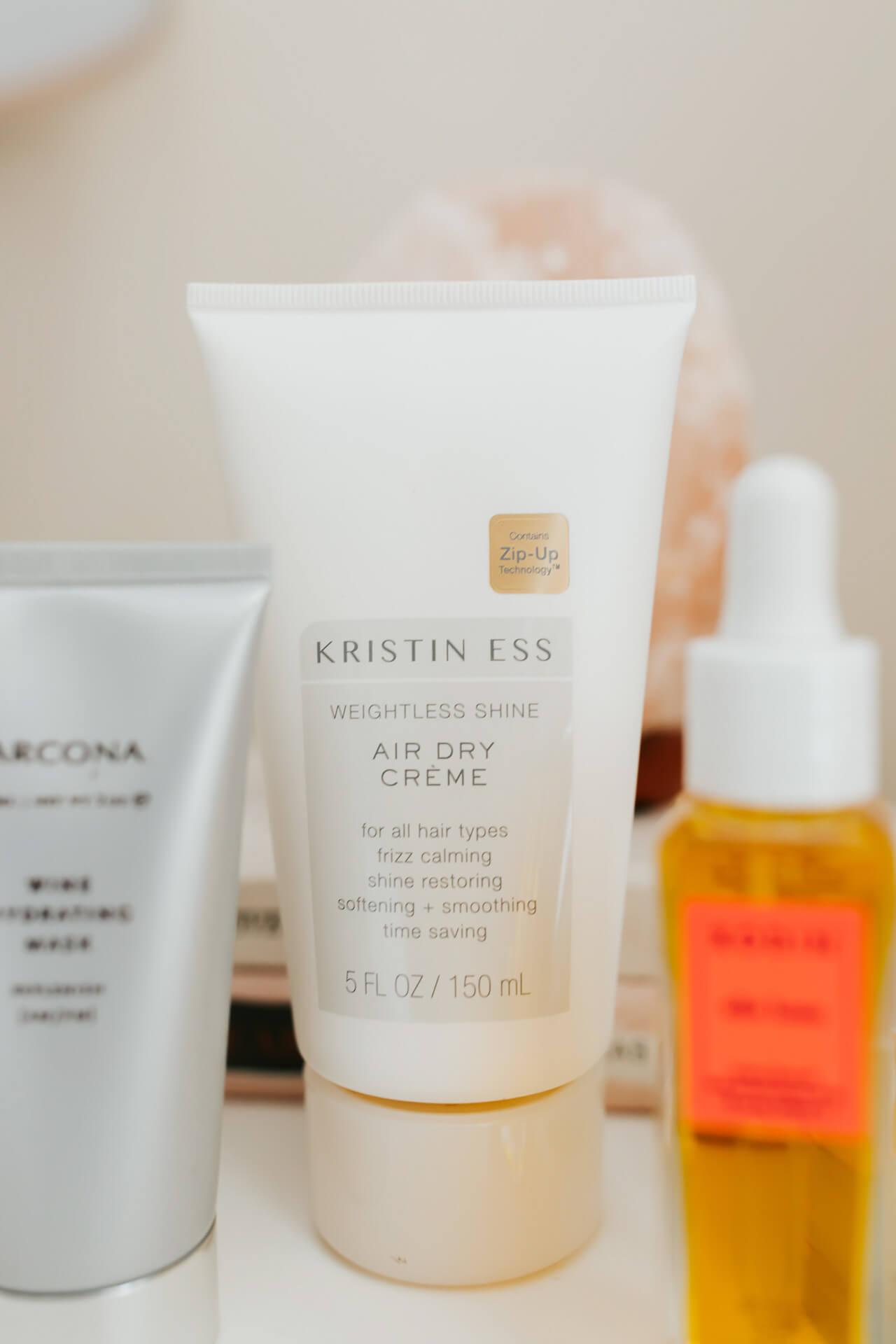 Kristin Ess Air Dry Creme for soft hair