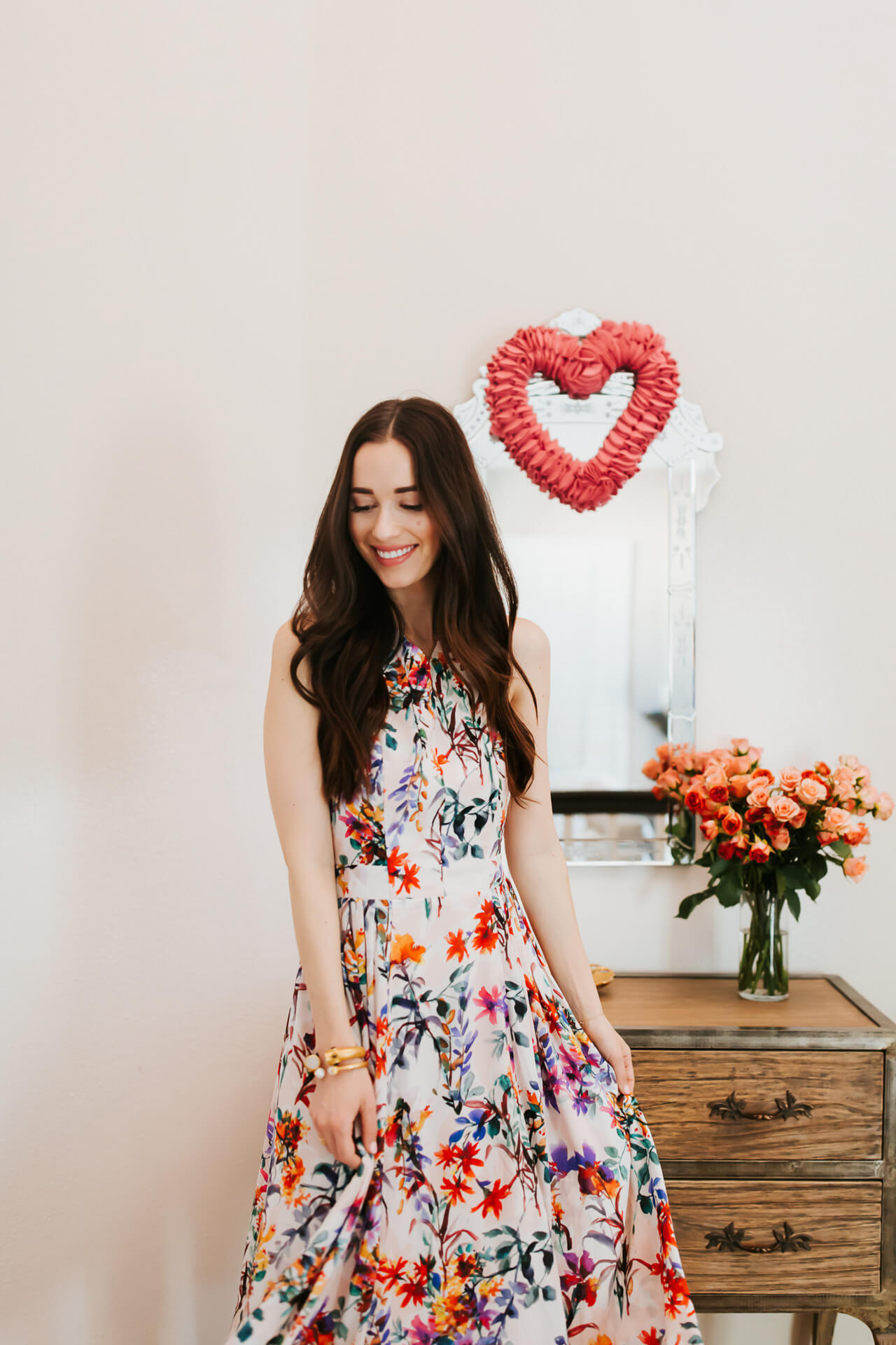the prettiest Valentine's Day dress - M Loves M @marmar