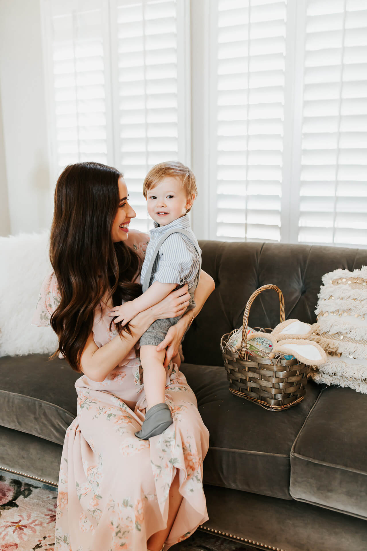 California Mommy Blogger  Mara and Augustine