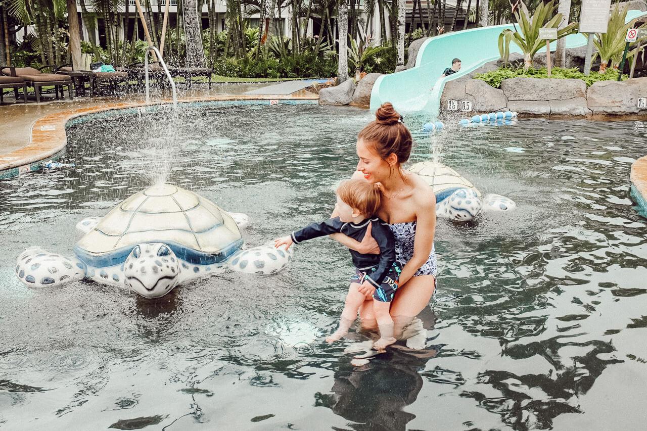 family friendly hotel on Kauai - M Loves M LA & OC Fashion and Lifestyle Blogger