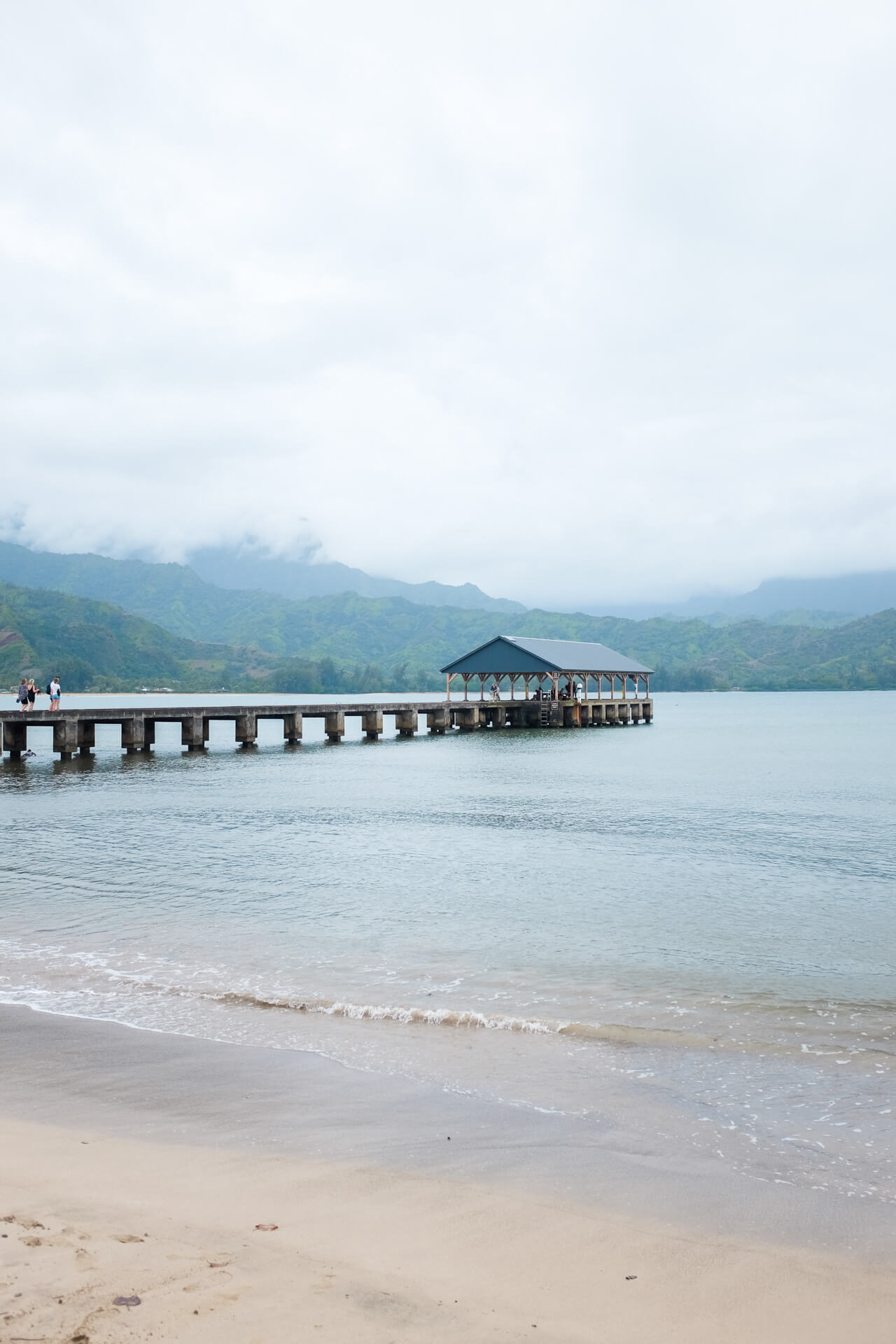 hanalei pier kauai recommendations from M Loves M