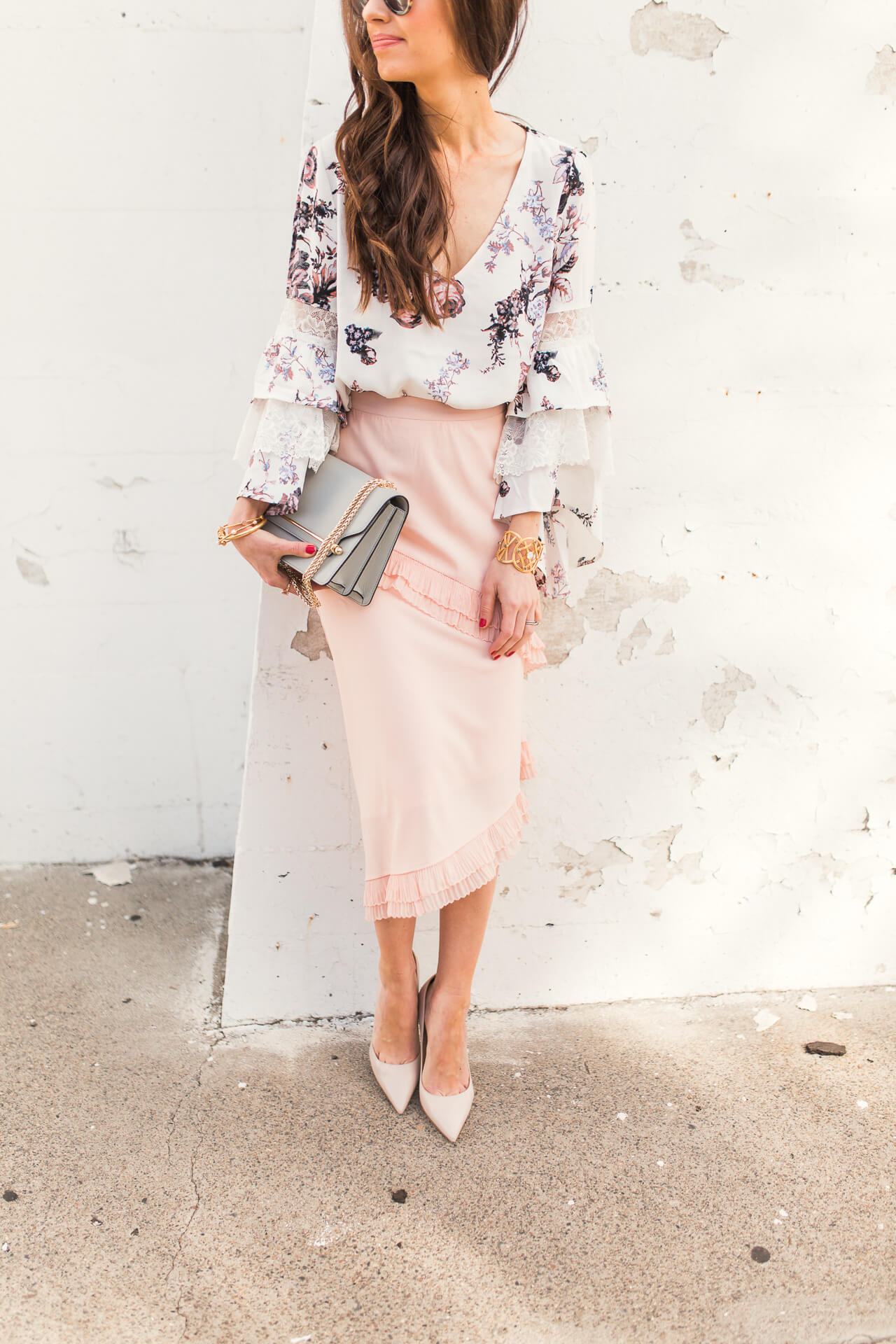 modest fashion blogger outfit inspiration - M Loves M