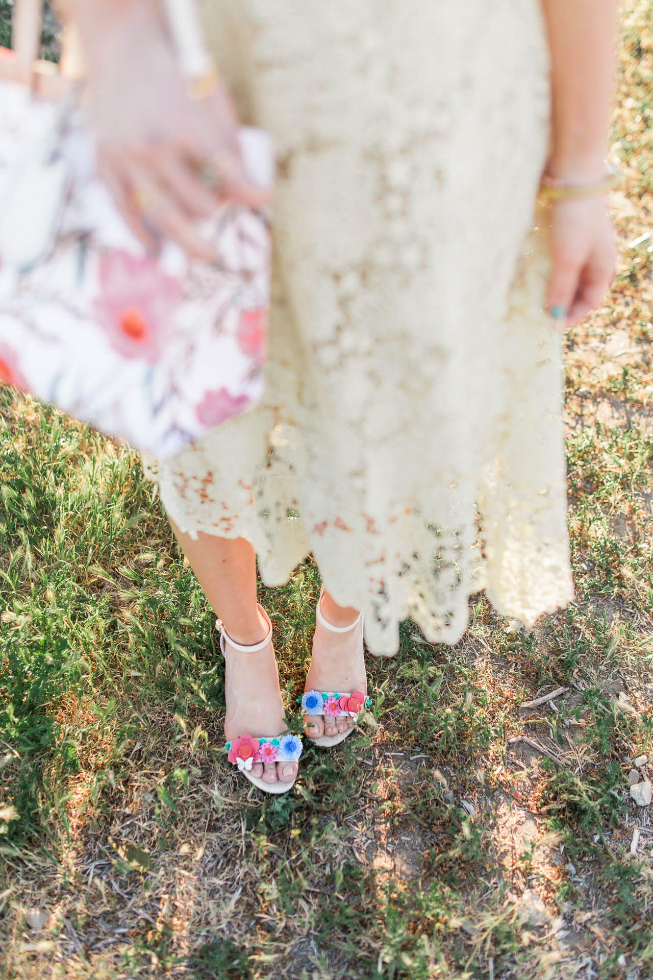 the cutes spring sandal heels from Kate Spade