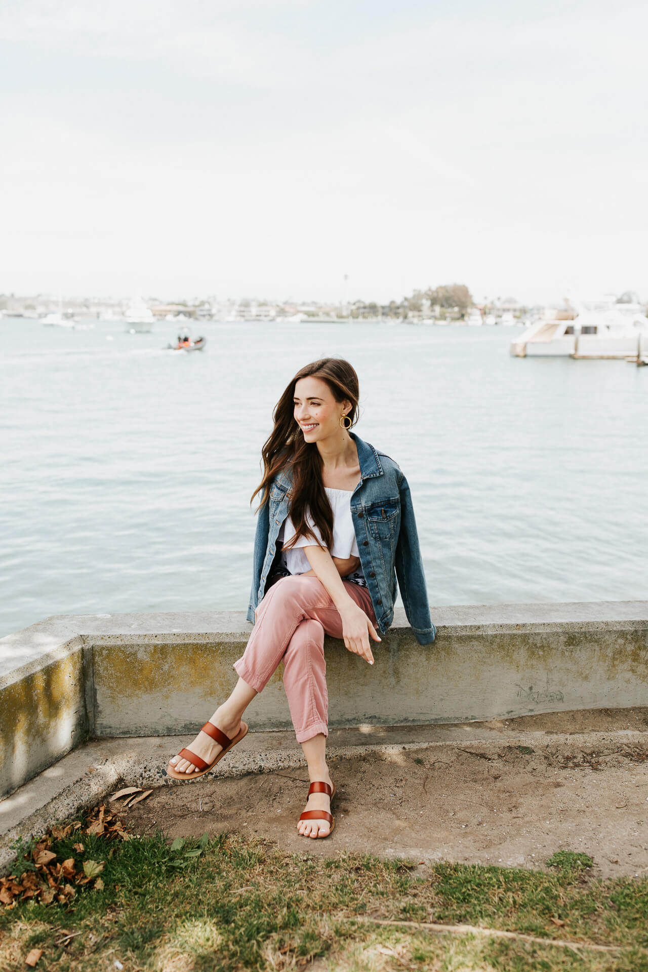 How to dress for a day by the sea.   M Loves M @marmar