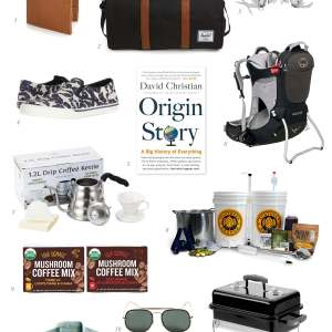 The Father's Day gifts my husband really wants! | M Loves M @marmar