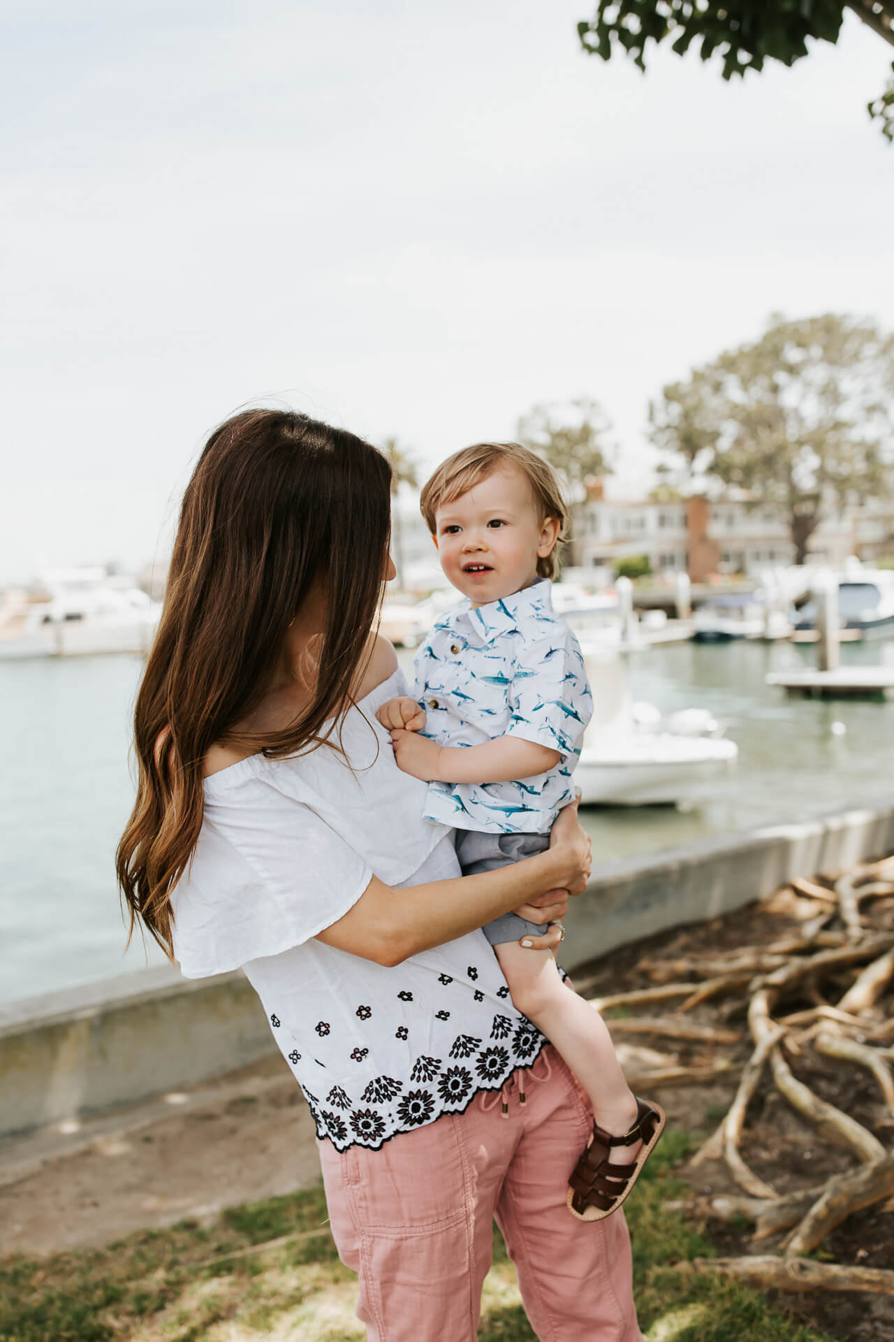 We had the sweetest mini-vacation at the beach recently! | M Loves M @marmar