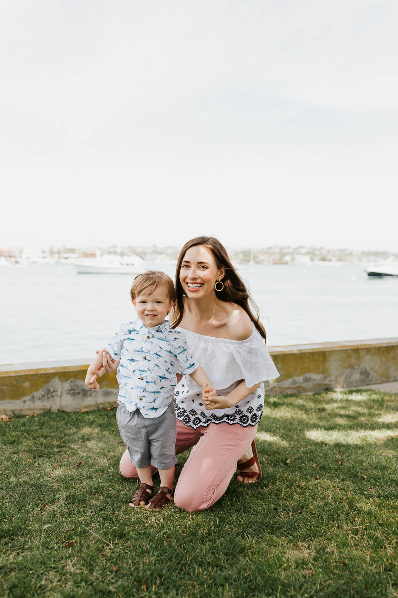 There were so many kid friendly and fun family activities on Balboa island!   M Loves M @marmar