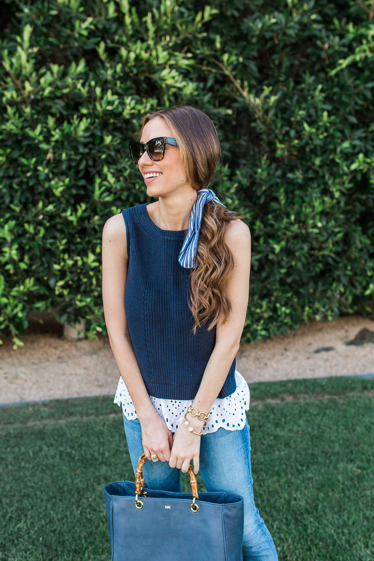 The perfect casual office outfit! | M Loves M @marmar