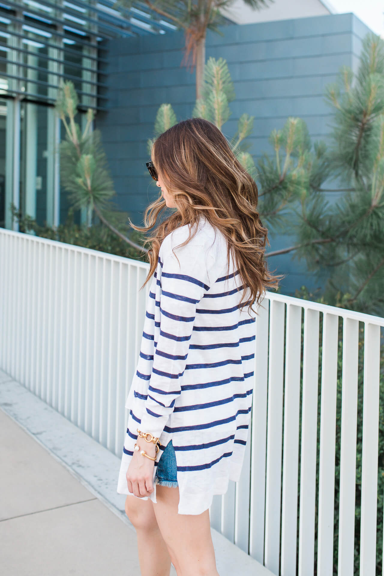 I love this nautical striped sweater! | M Loves M @marmar