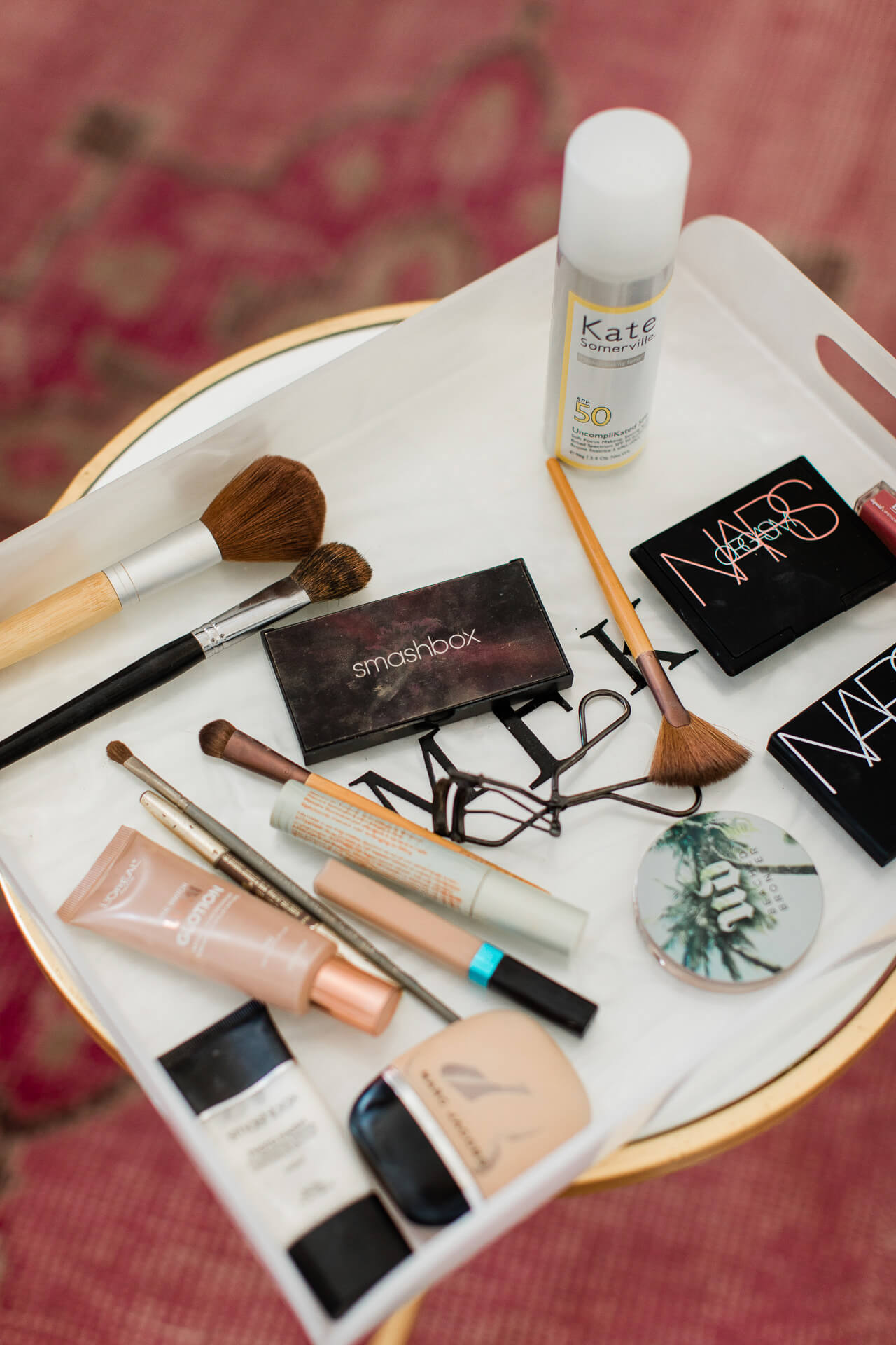 These are the pretty summer beauty products I use everyday. | M Loves M @marmar