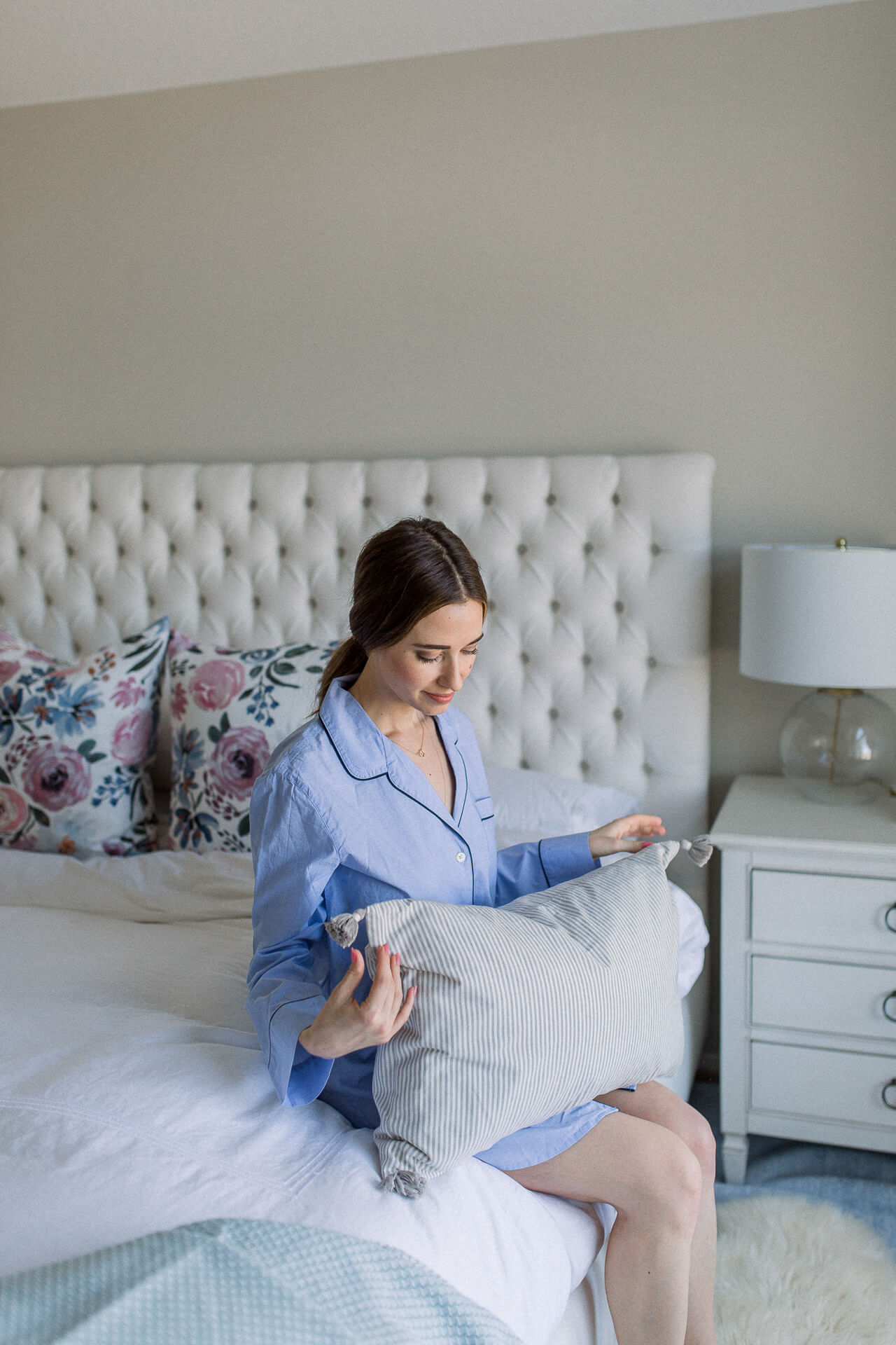 I love these classic J.Crew pajamas! | M Loves M @marmar