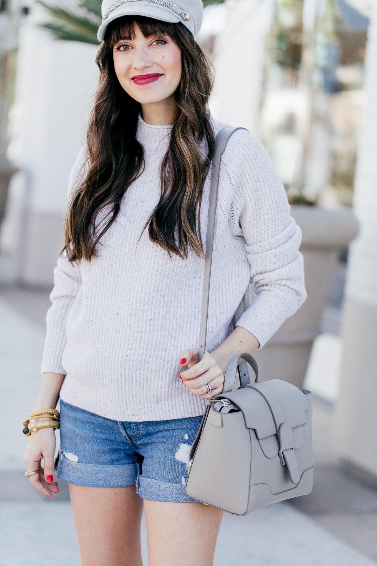 I am loving this fall outfit inspiration! I love this outfit inspired by SoCal in fall! So chic!   M Loves M @marmar