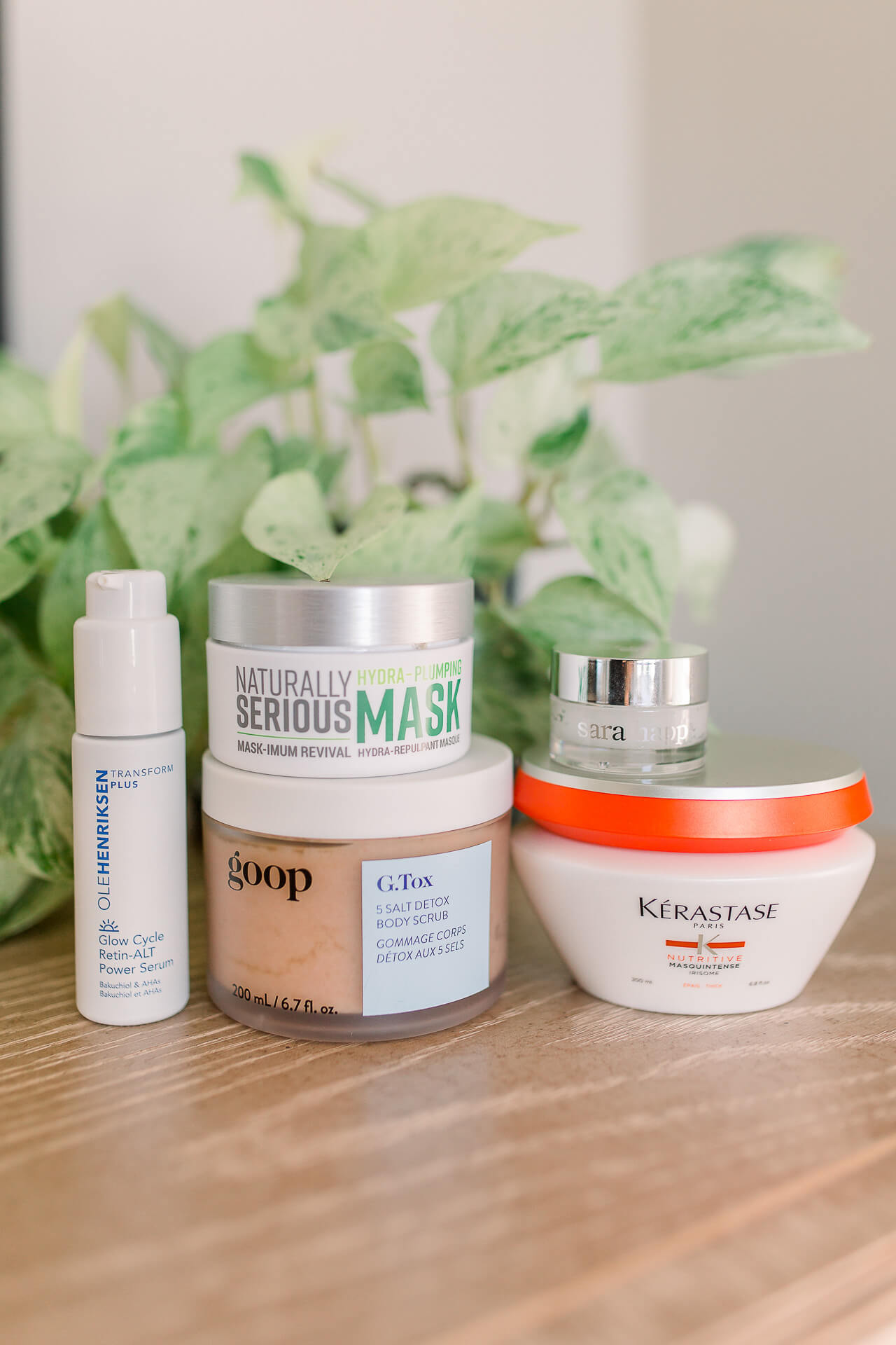 These are the products that keep my skin and hair moisturized. | M Loves M @marmar