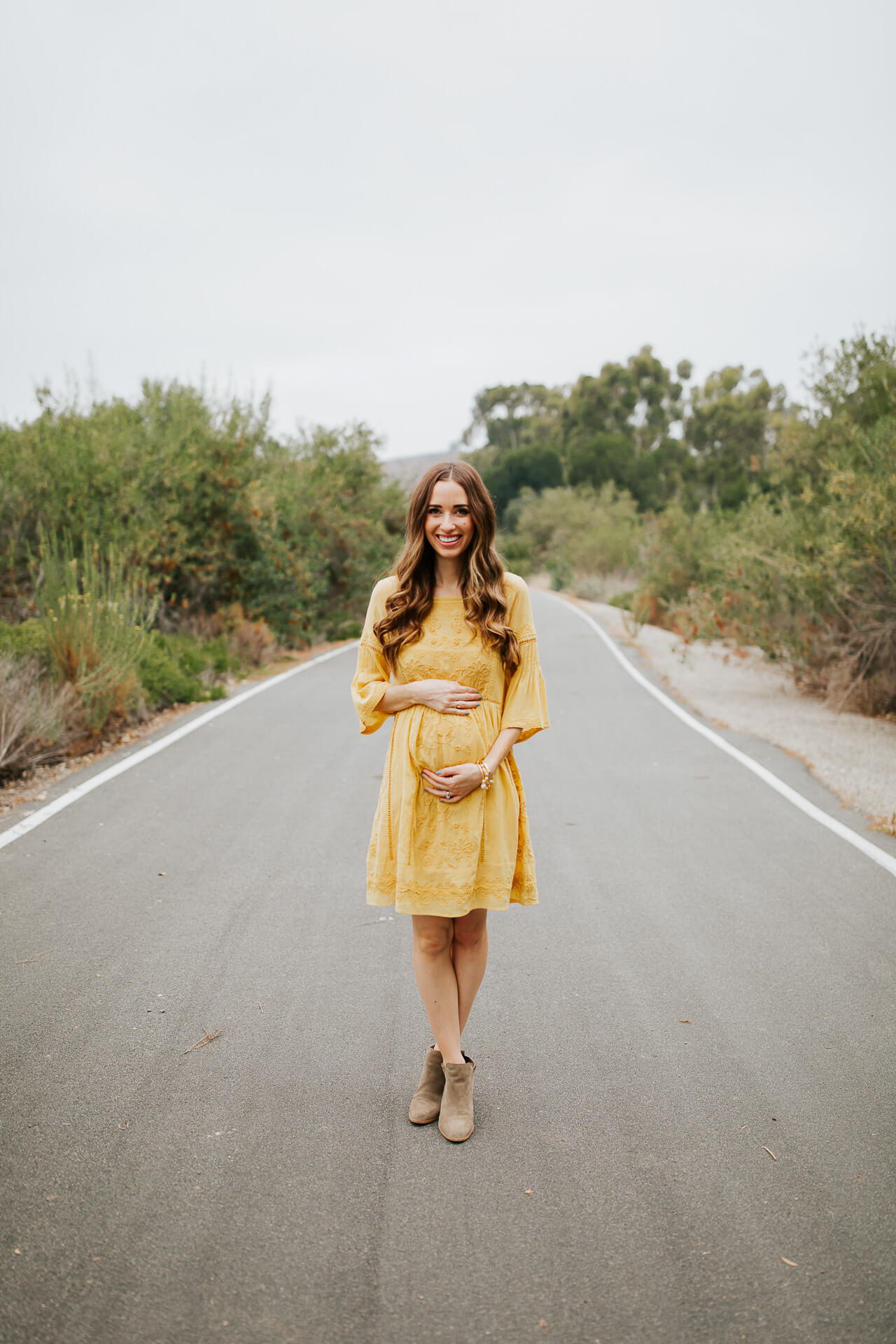 Mustard is the perfect fall color! | M Loves M @marmar