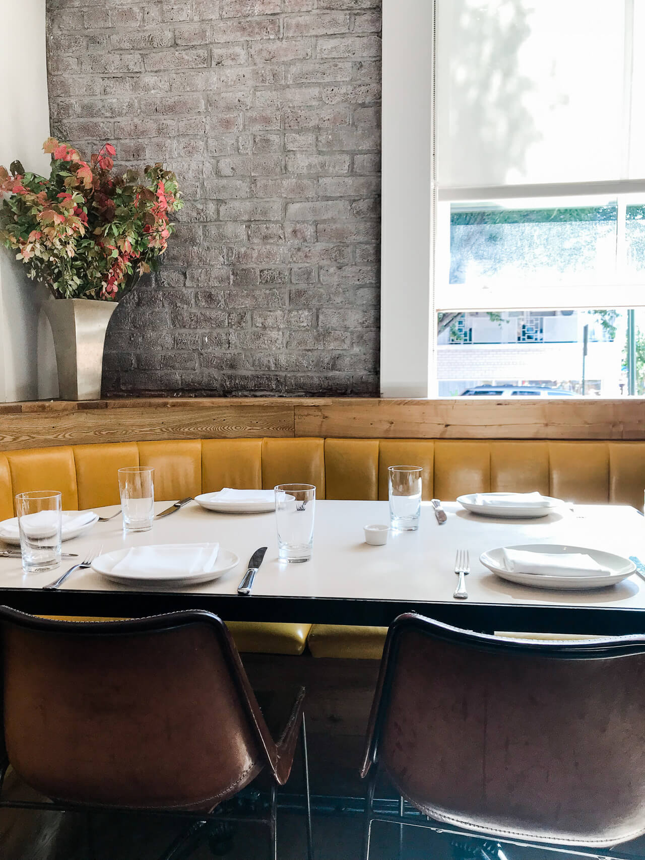 I found the cutest NYC restaraunt! | M Loves M @marmar
