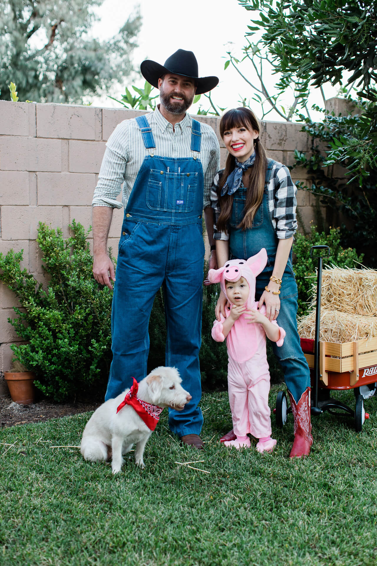 Check out our family of three Halloween costume! - M Loves M @marmar