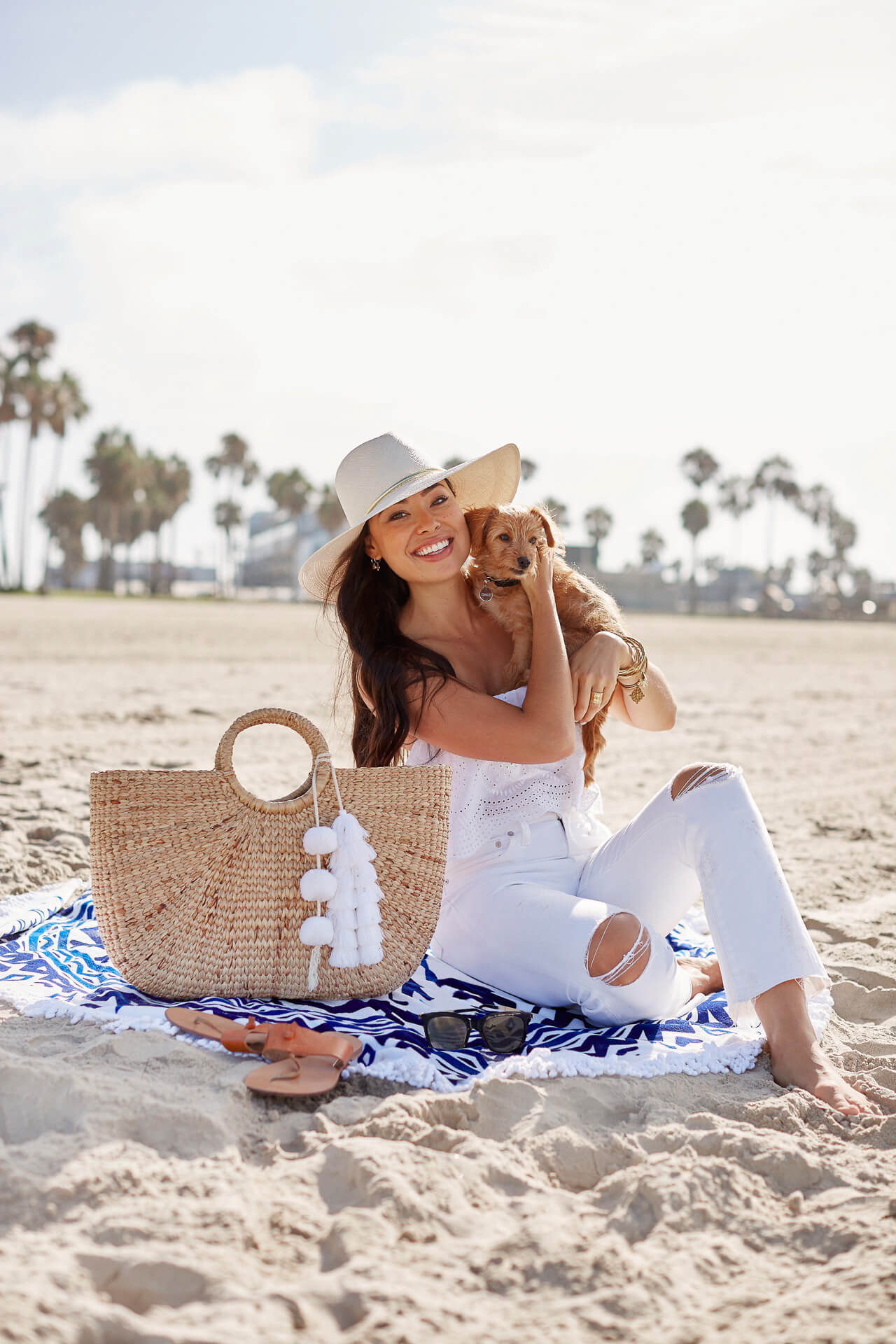 Kat Tanita gives her best Venice Beach tips! - M Loves M @marmar