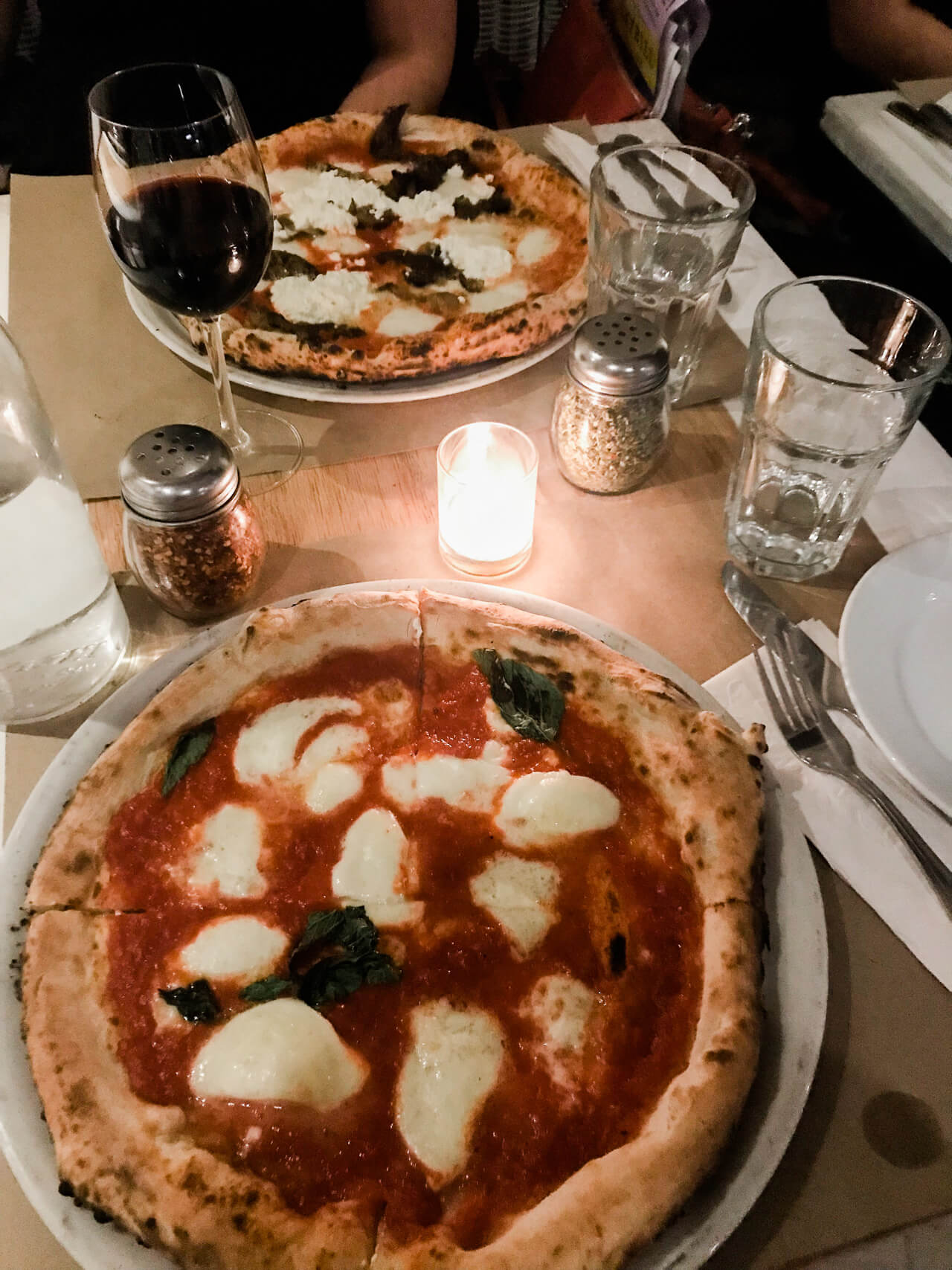 Of course I had to find the best pizza in NYC!   M Loves M @marmar