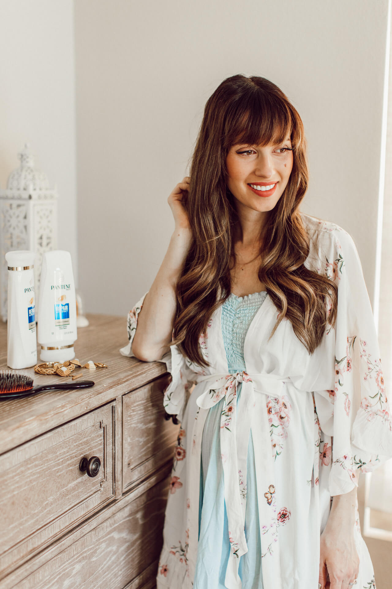 I love bangs with wavy hair! - M Loves M @marmar