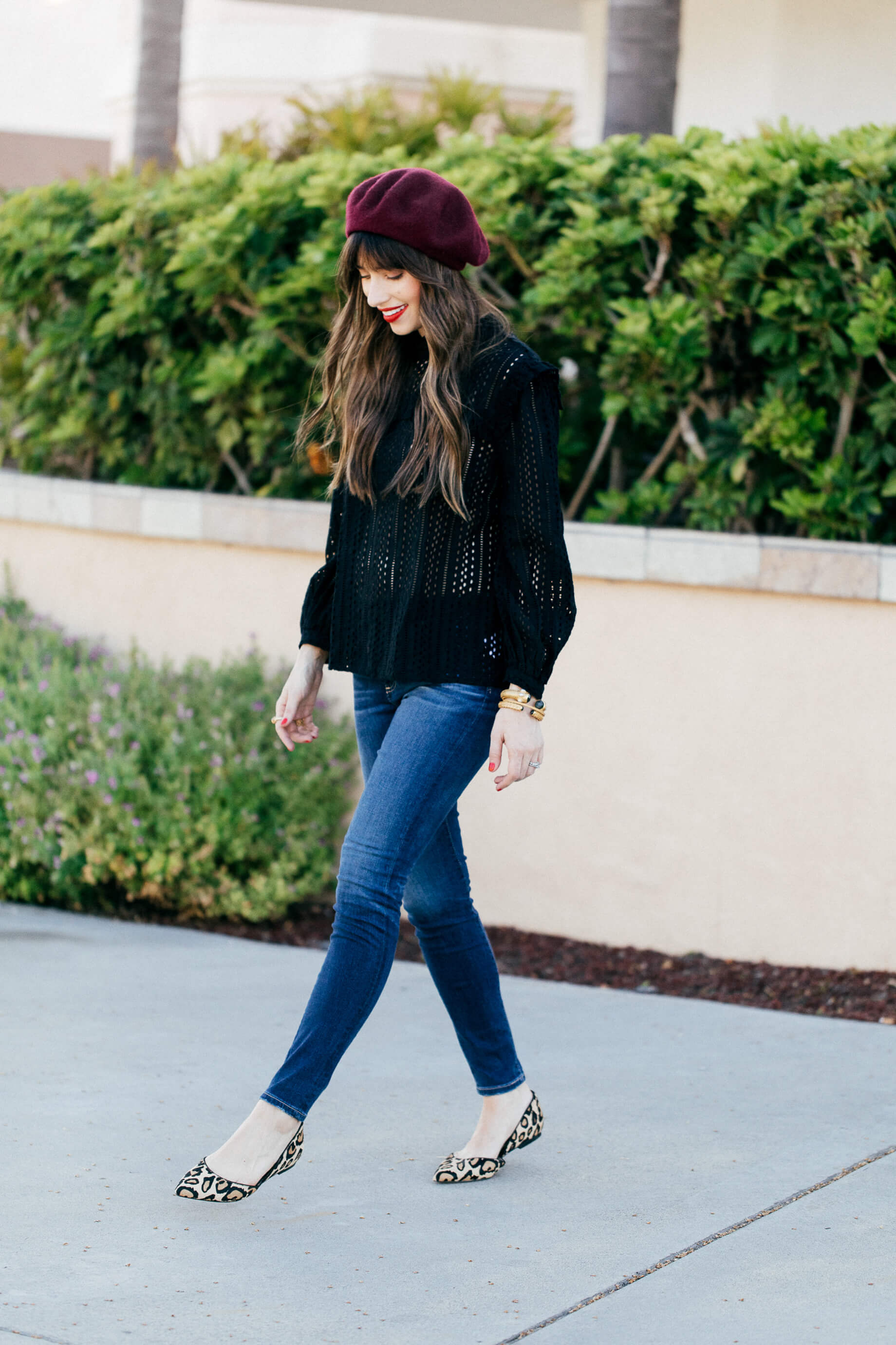 Romantic style outfit inspiration for fall. | M Loves M @marmar