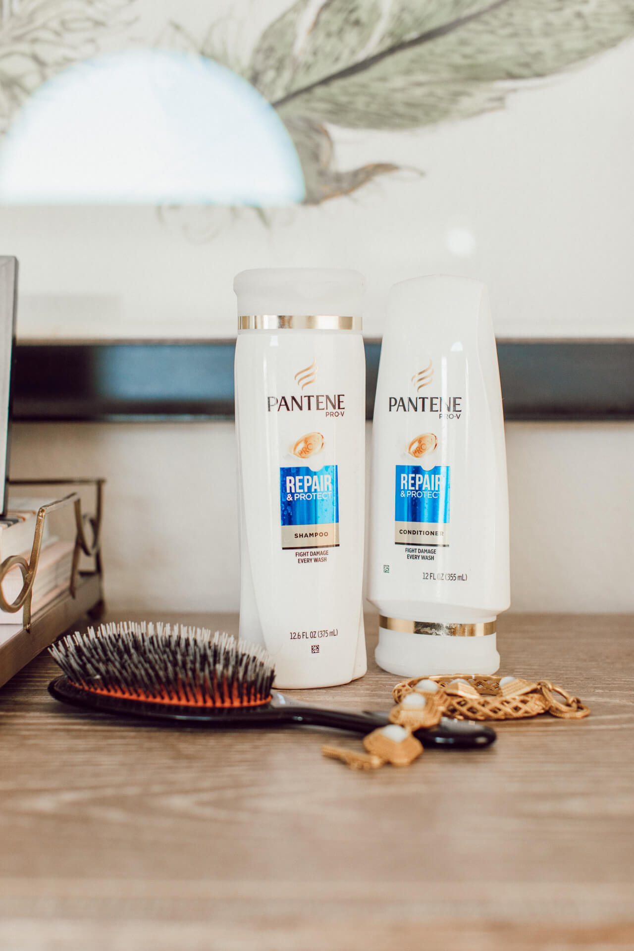 This is such an easy hair routine! - M Loves M @marmar