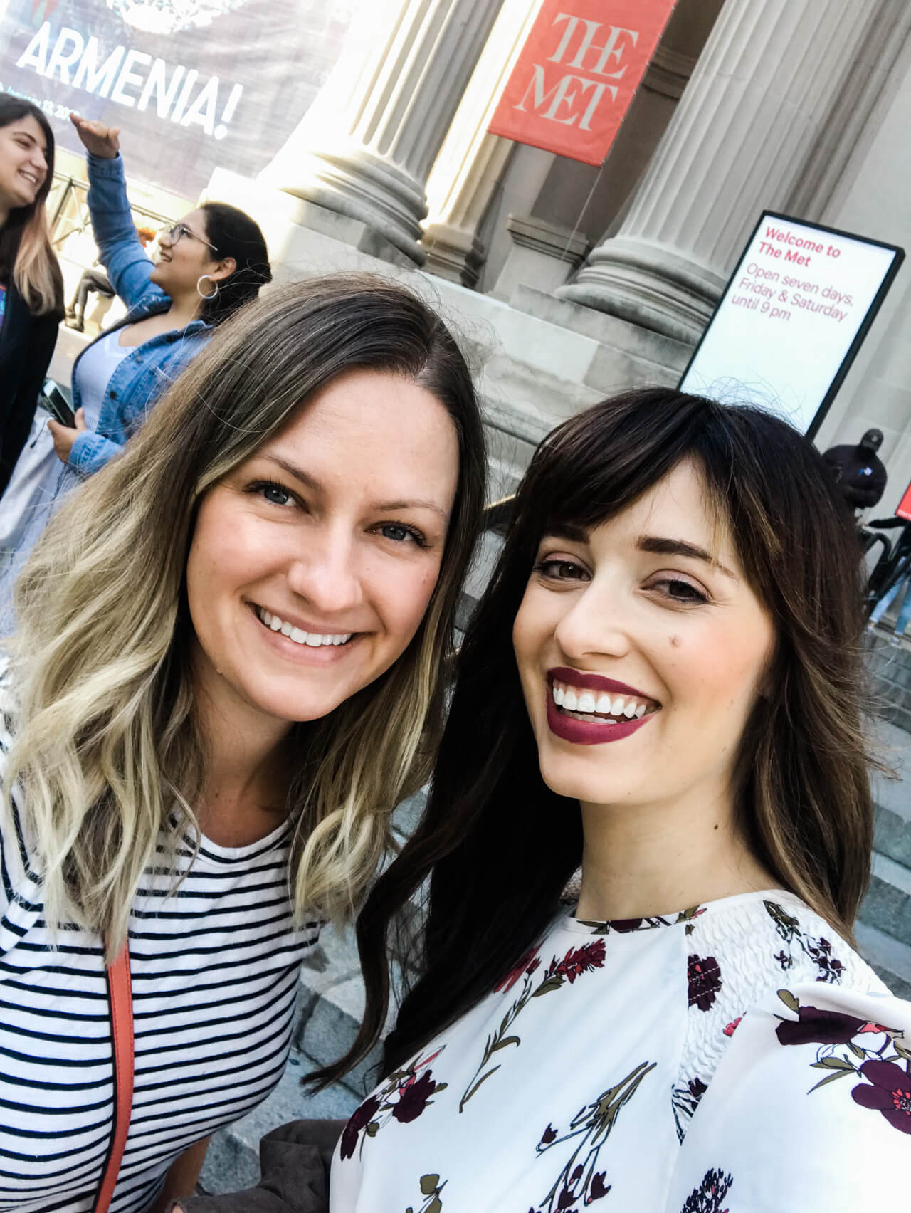 We went to The Met to check out the Celestial Bodies exhibit and it is so fun! | M Loves M @marmar
