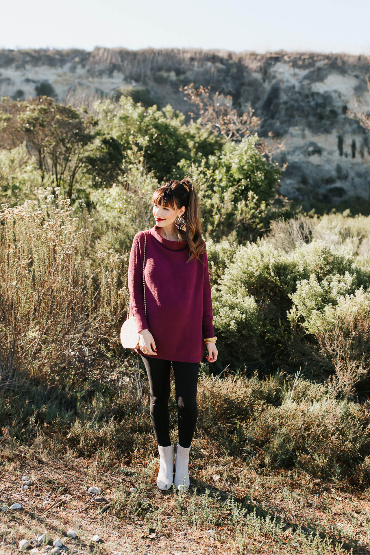 How style a comfortable fall outfit! - M Loves M @marmar