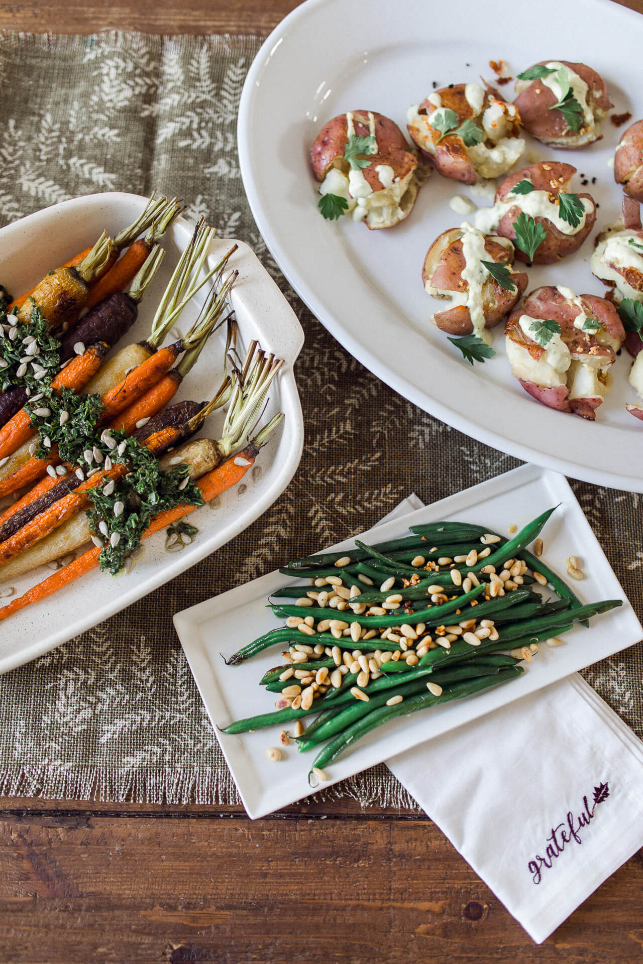 I love these easy Thanksgiving side recipes! - M Loves M @marmar