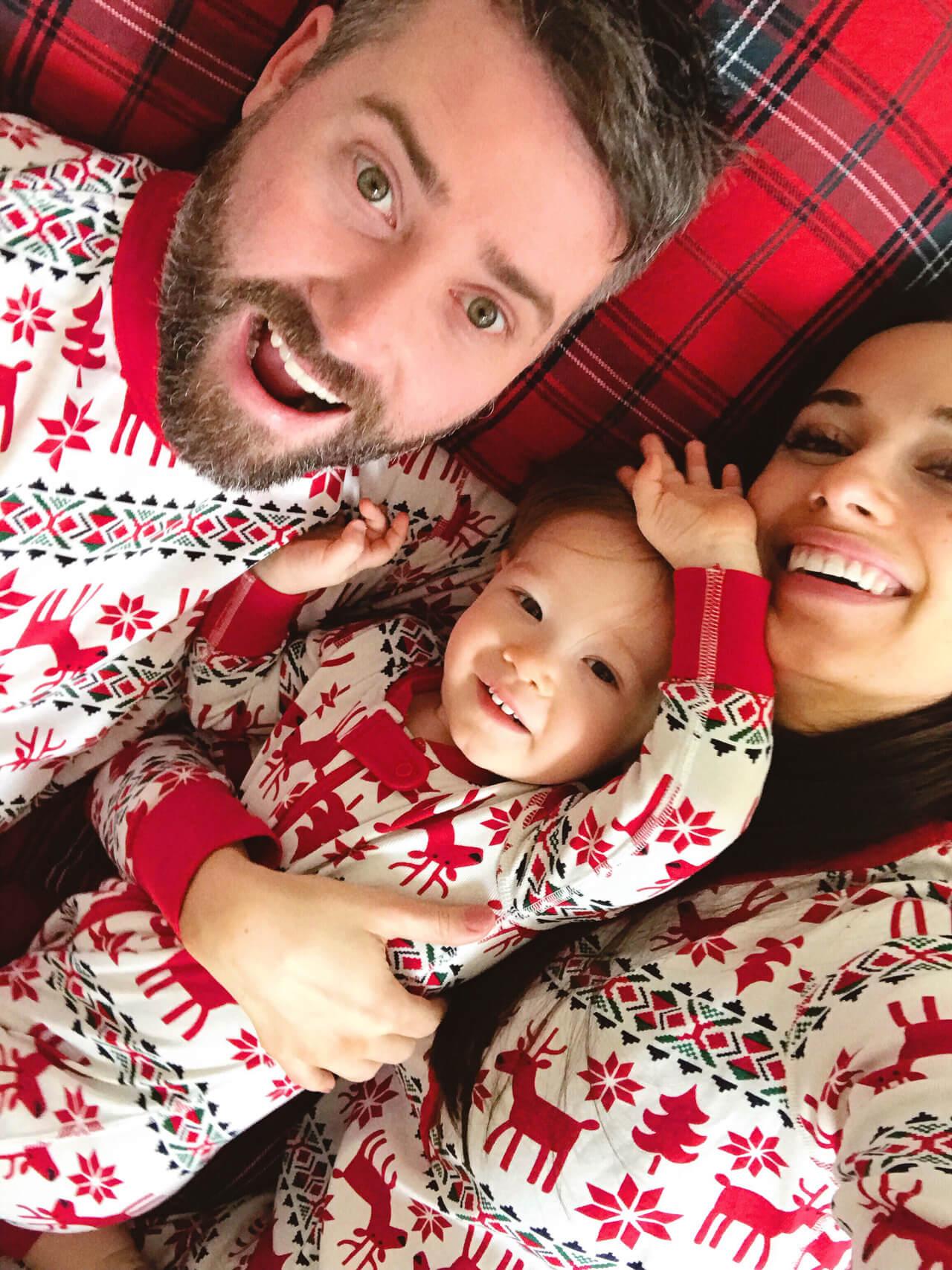 I love these holiday Christmas pajamas! - M Loves M @marmar