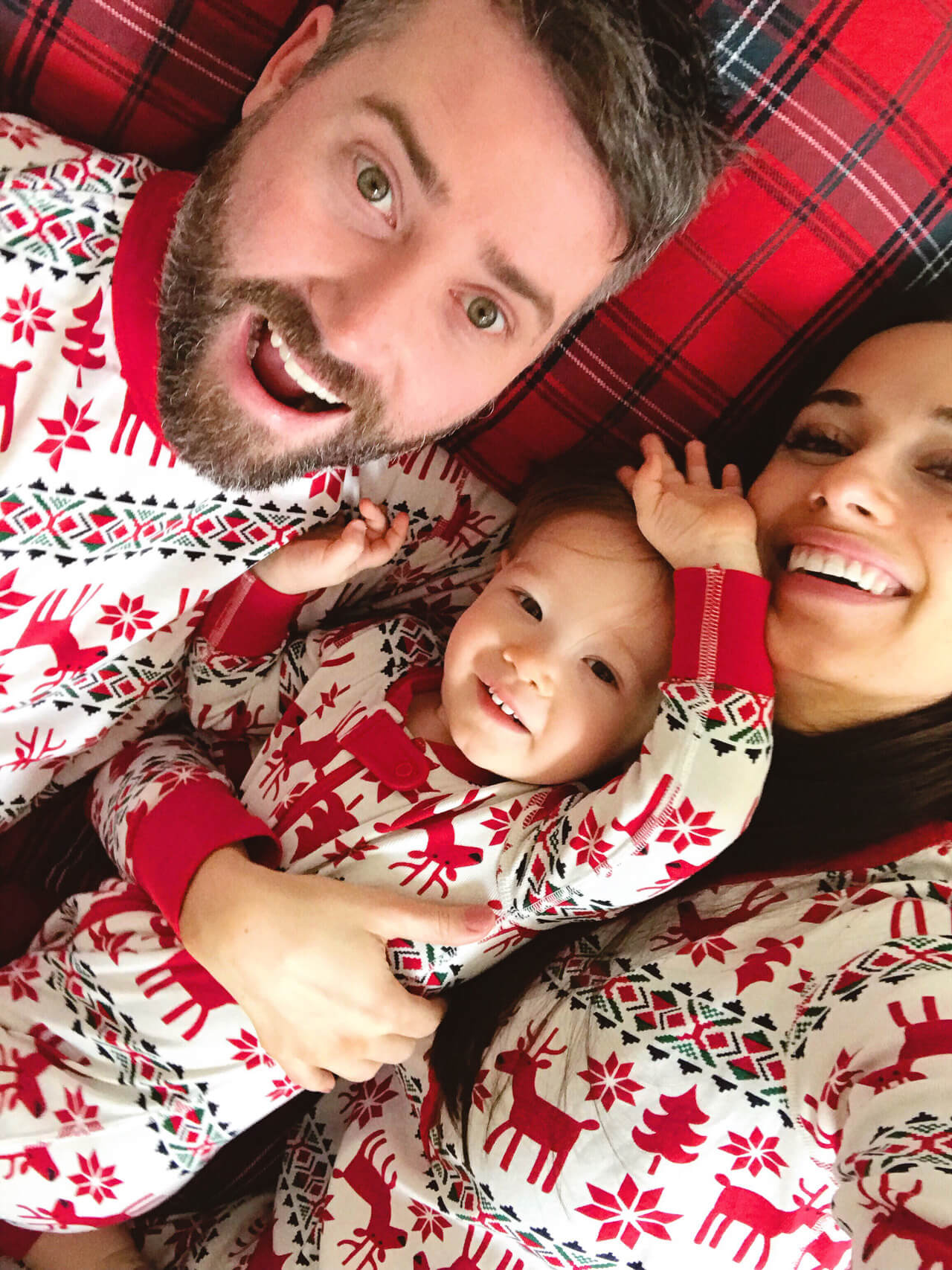 I love these holiday Christmas pajamas! - M Loves M @marmar