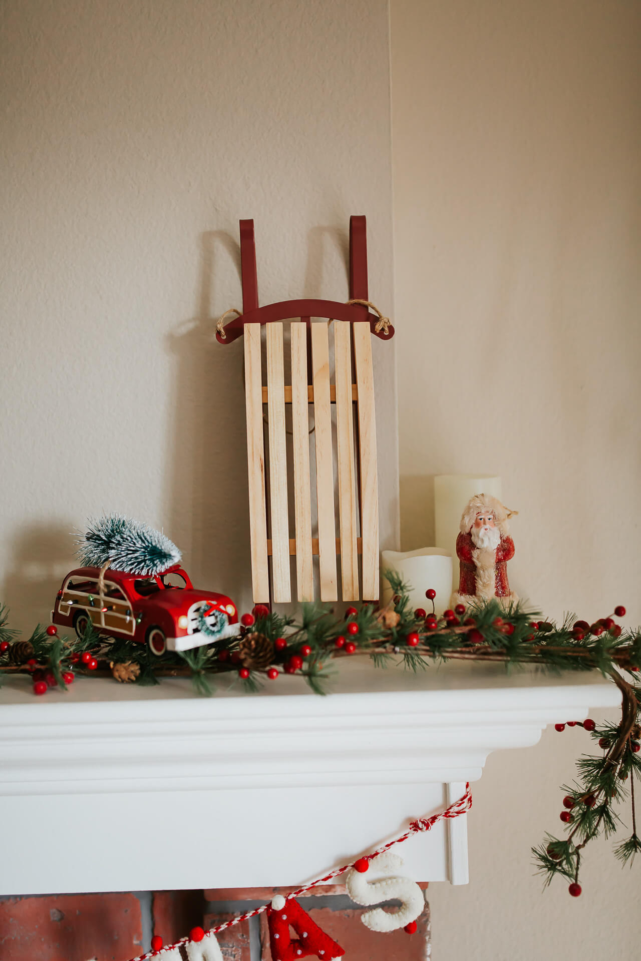 Cozy holiday decor for the home. - M Loves M @marmar