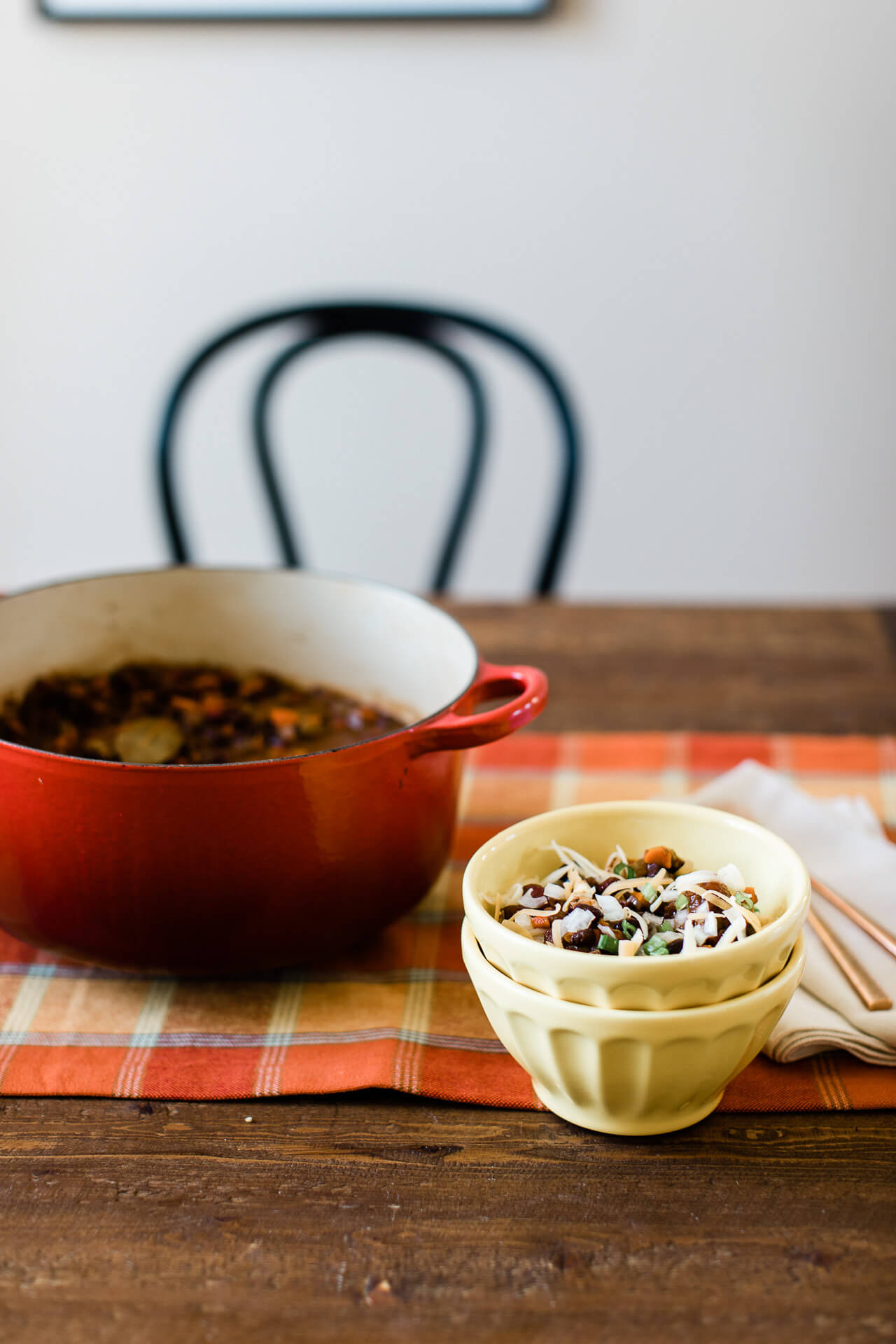 The best vegetarian chili recipe. - M Loves M @marmar