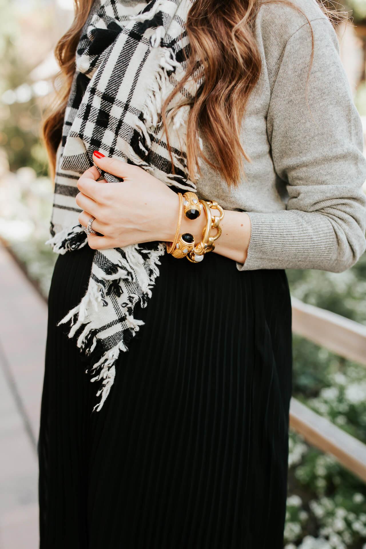 These Ralph Lauren stone bracelets are so pretty! - M Loves M @marmar