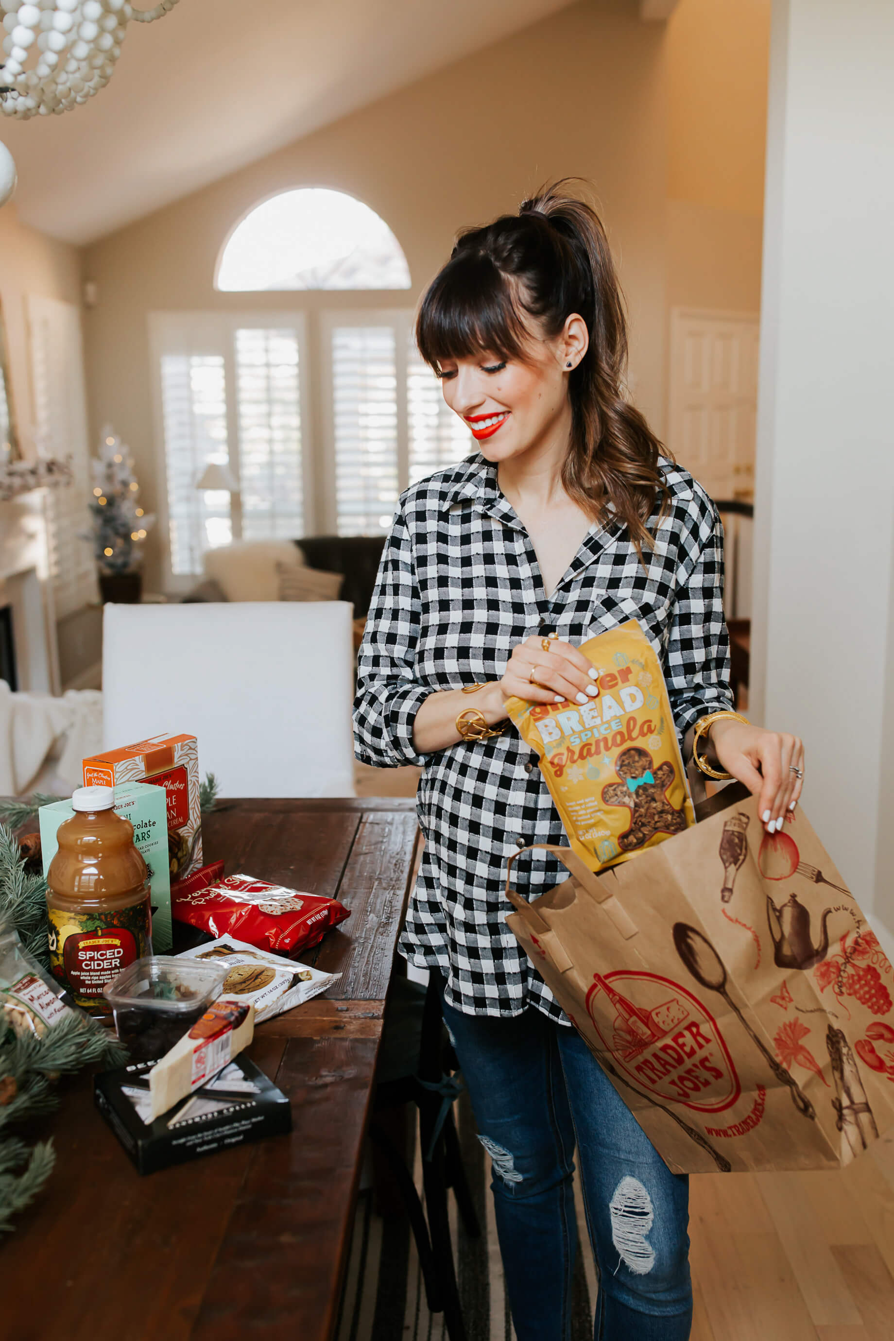 I love these tasty Trader Joe's holiday foods! - M Loves M @marmar