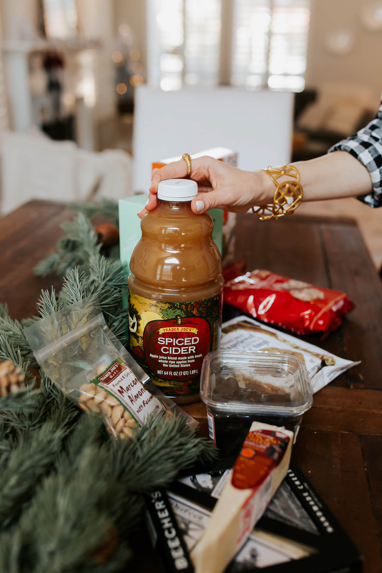 These are the best foods from Trader Joe's to serve during the holidays! I love these tasty Trader Joe's holiday foods! - M Loves M @marmar