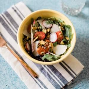 Farro salad recipe! - M Loves M @marmar