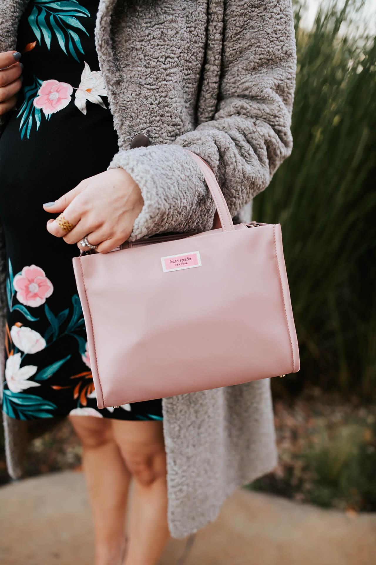 Love this pink Kate Spade handbag! - M Loves M @marmar