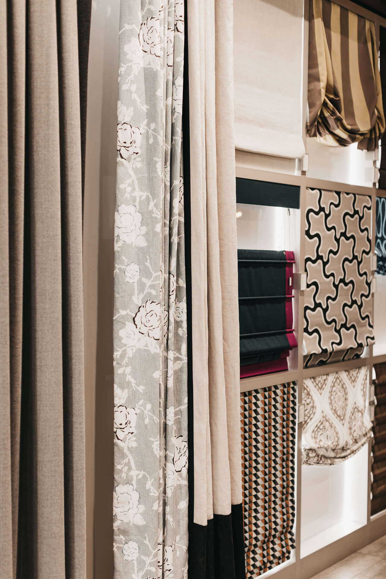 Shade store curtain options! - M Loves M @marmar