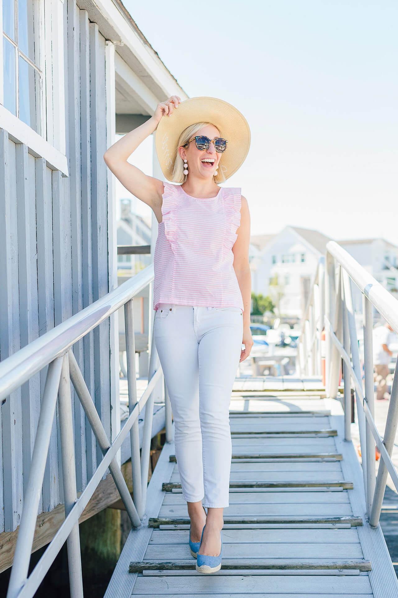 Julia Dzafic of Lemon Stripes shared her blogging tips! - M Loves M @marmar