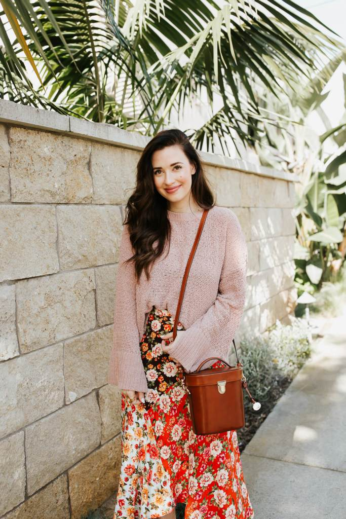 How to pair a sweater with spring skirts! - M Loves M @marmar